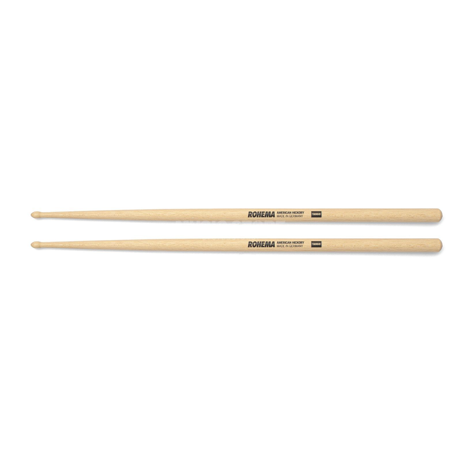 "Rohema Traditional Sticks ""Tango"" Hickory, Wood Tip Produktbild"