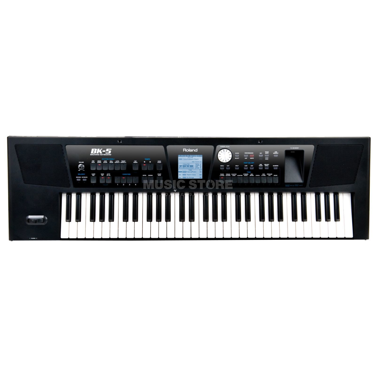 Roland BK-5 Backing Keyboard Produktbild