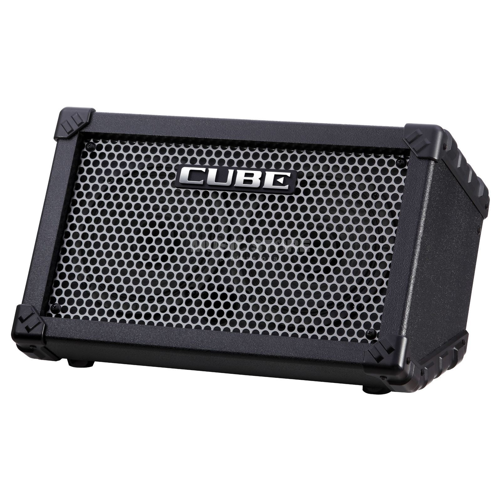 Roland Cube Street Battery Powered Bu sker's Amplifier, Black   Produktbillede