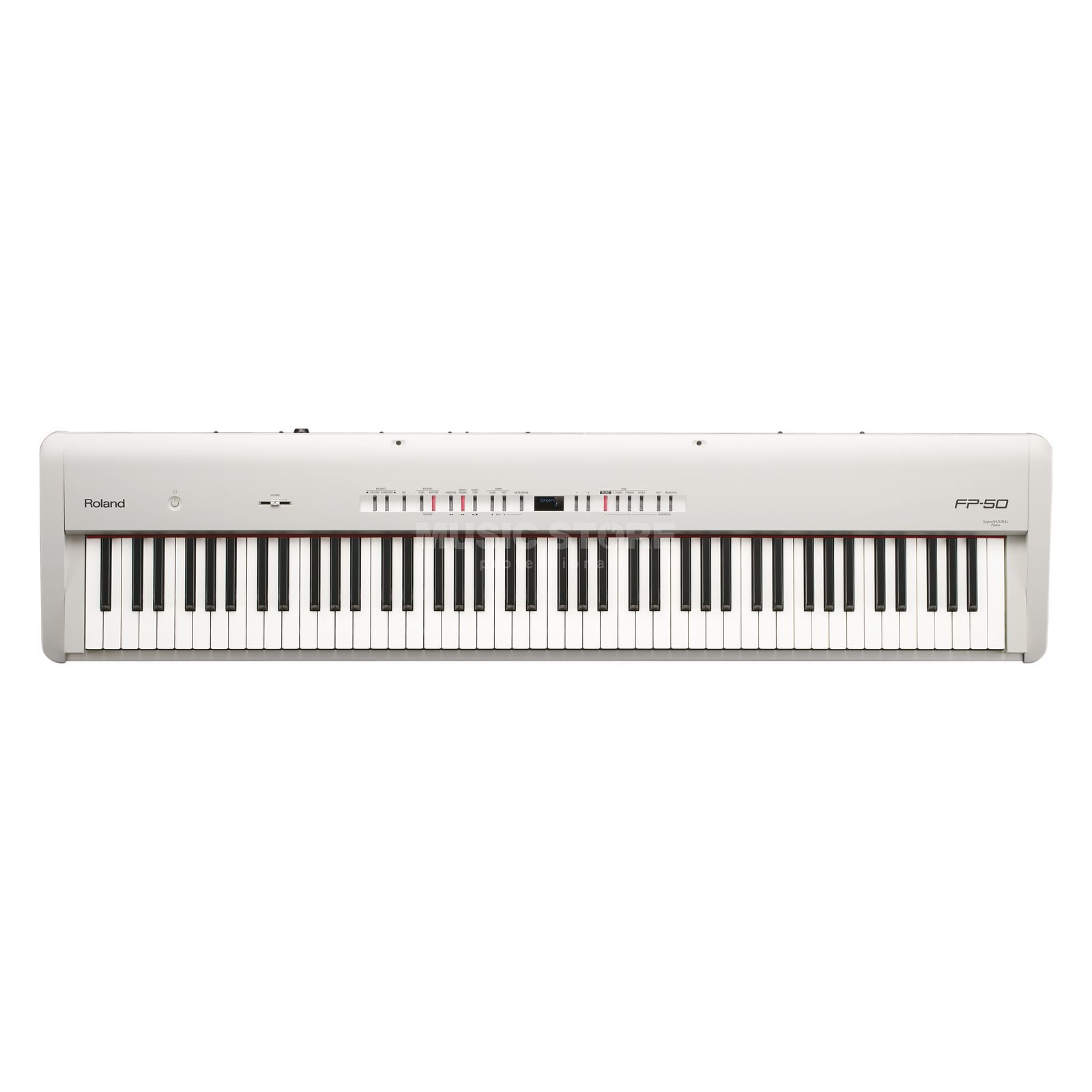 Roland FP-50 WH Stage Piano Weiss Produktbild
