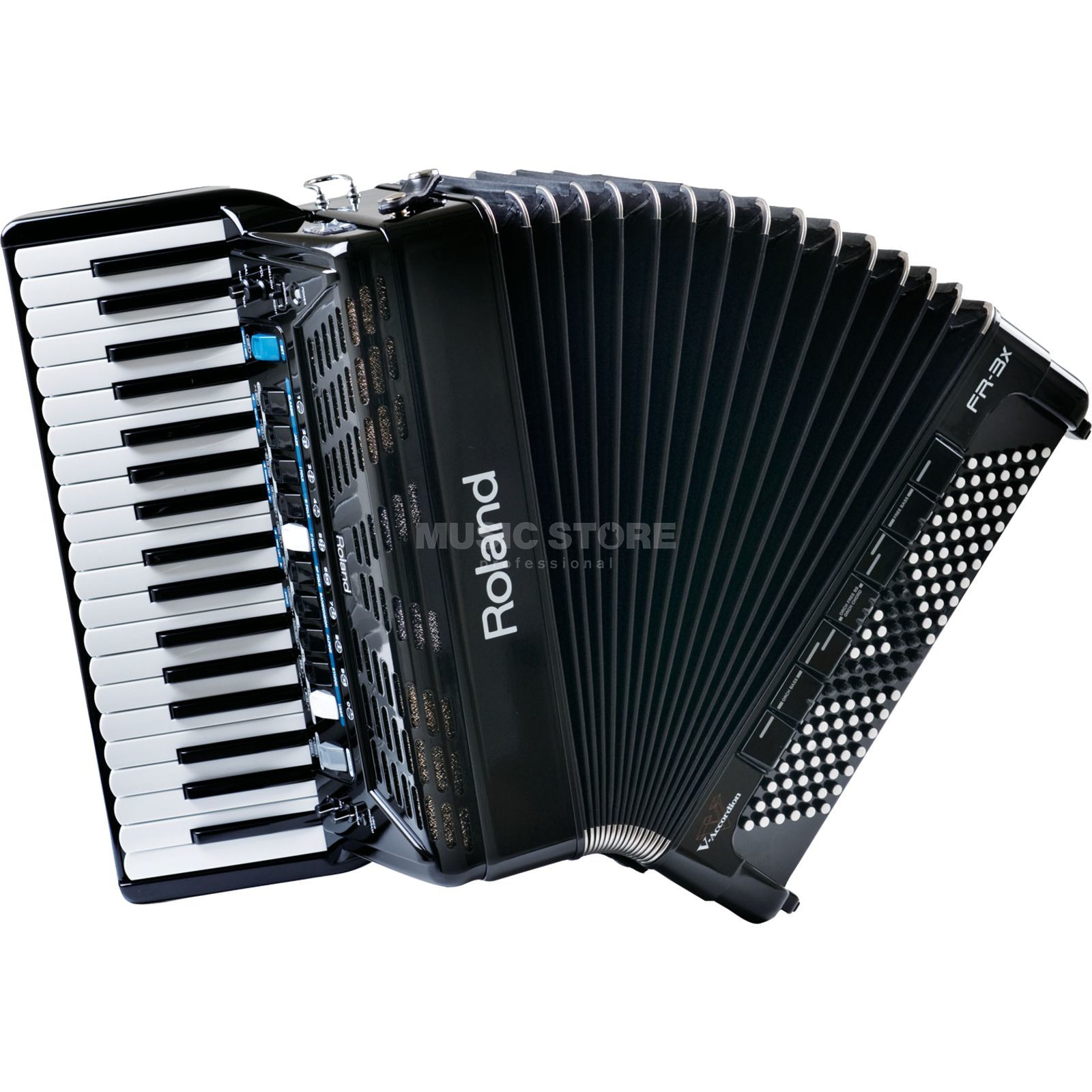 Roland FR-3X BK V-Accordion Piano black Produktbild