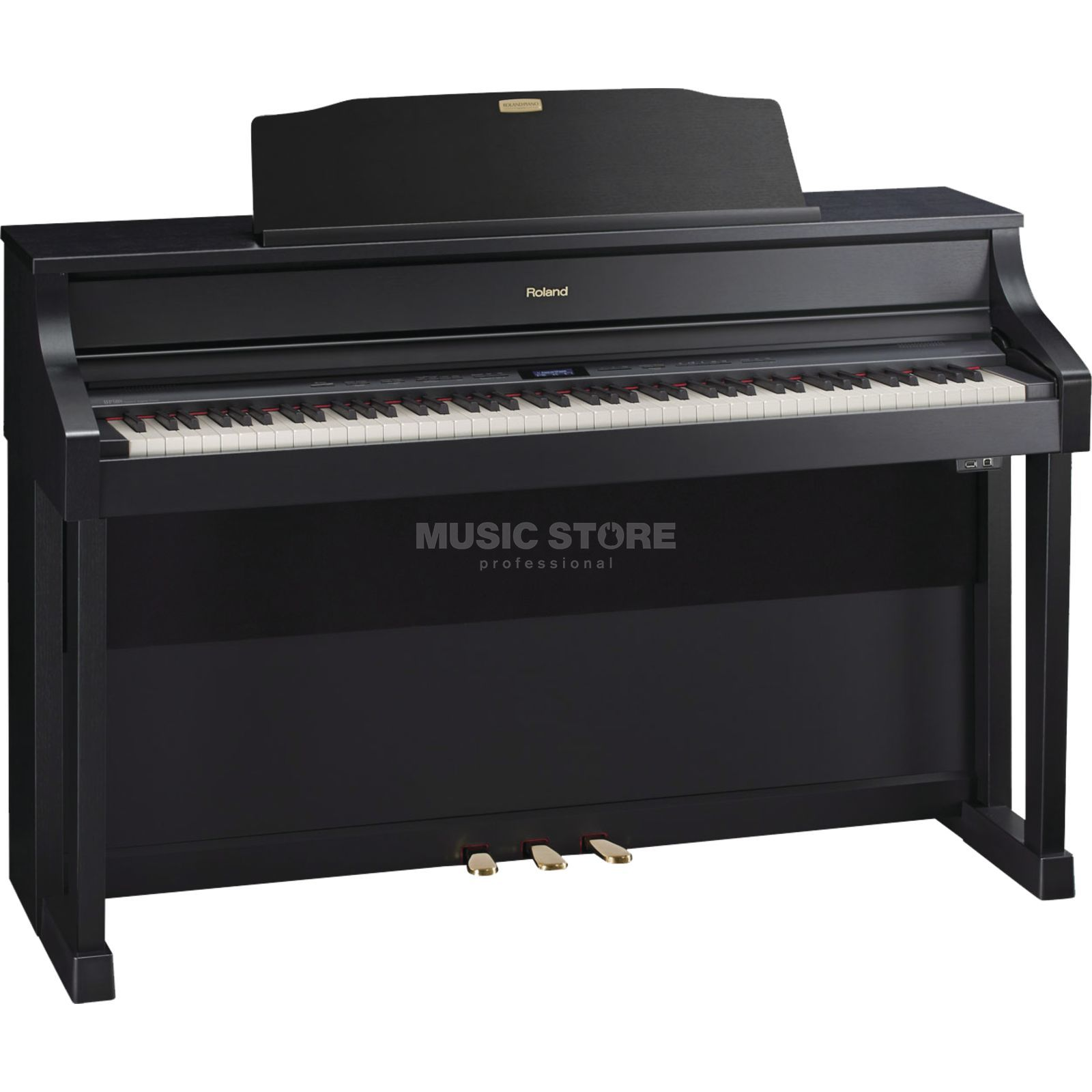 Roland HP 504 CB Digital Piano Black Изображение товара