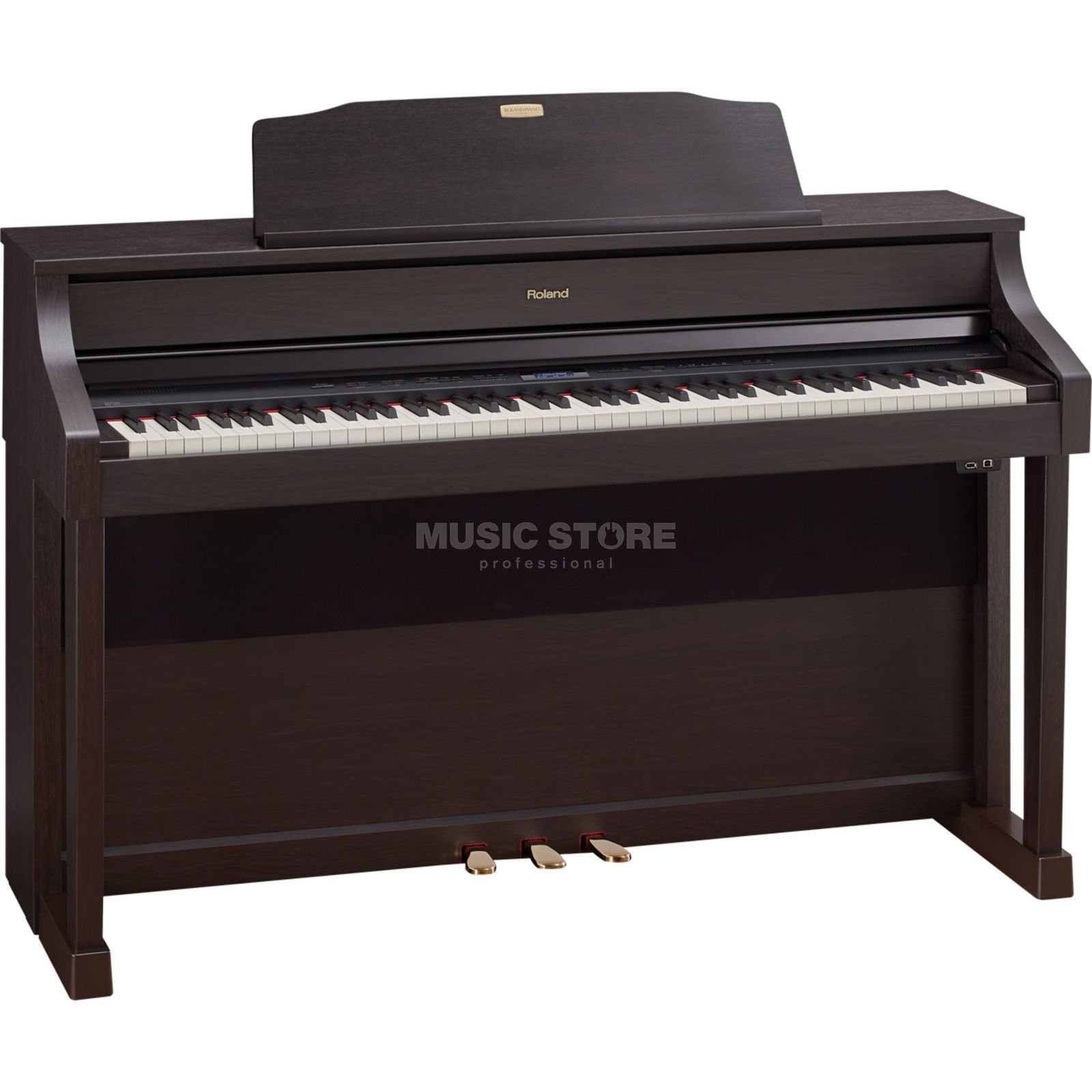 Roland HP 504 RW Digital Piano Rosewood Produktbillede