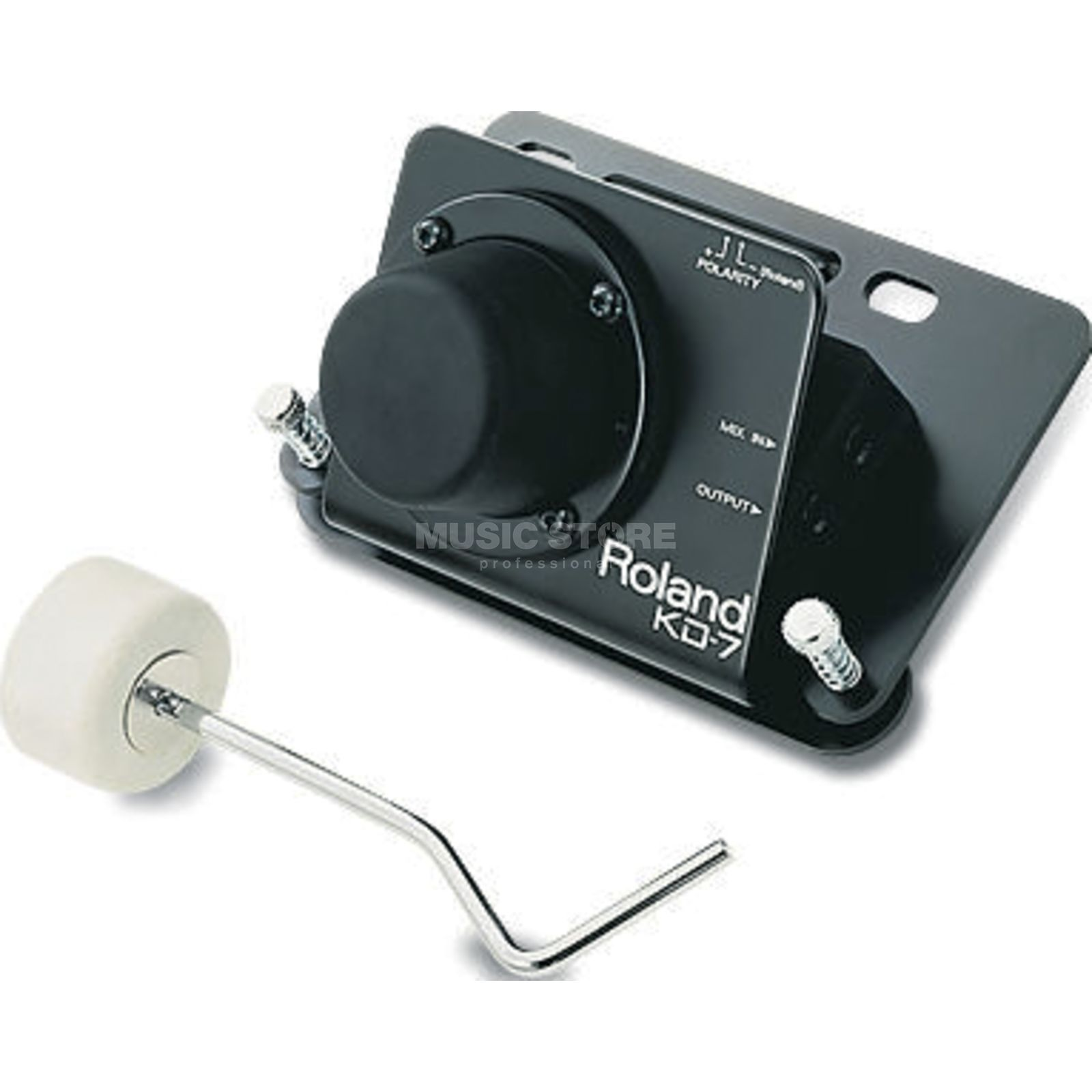 Roland KD-7 Bass Drum Trigger    Product Image
