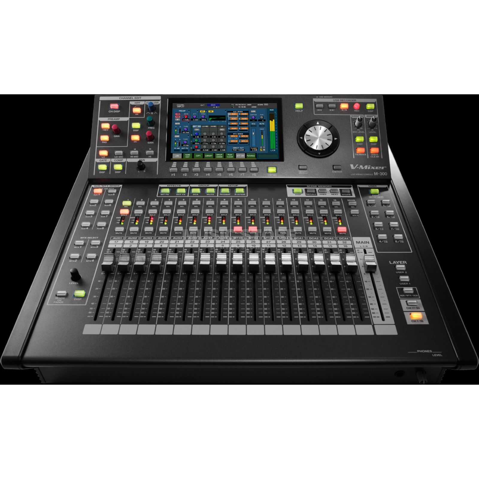 Roland M-300 V-Mixer 32 Channel Digital Mixer Produktbillede