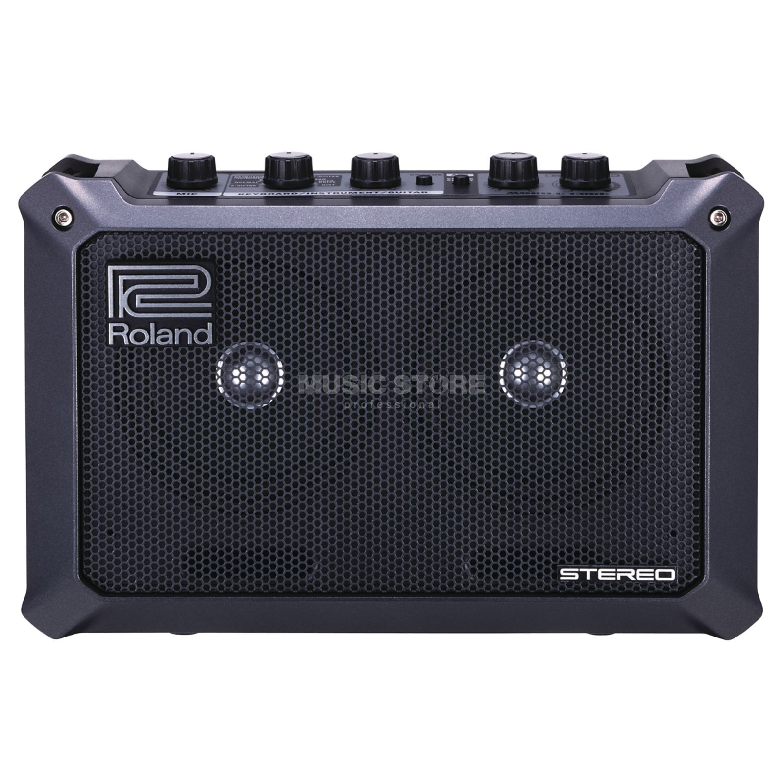 Roland Mobile Cube Portable Stereo Al l-Purpose Amplifier   Produktbillede