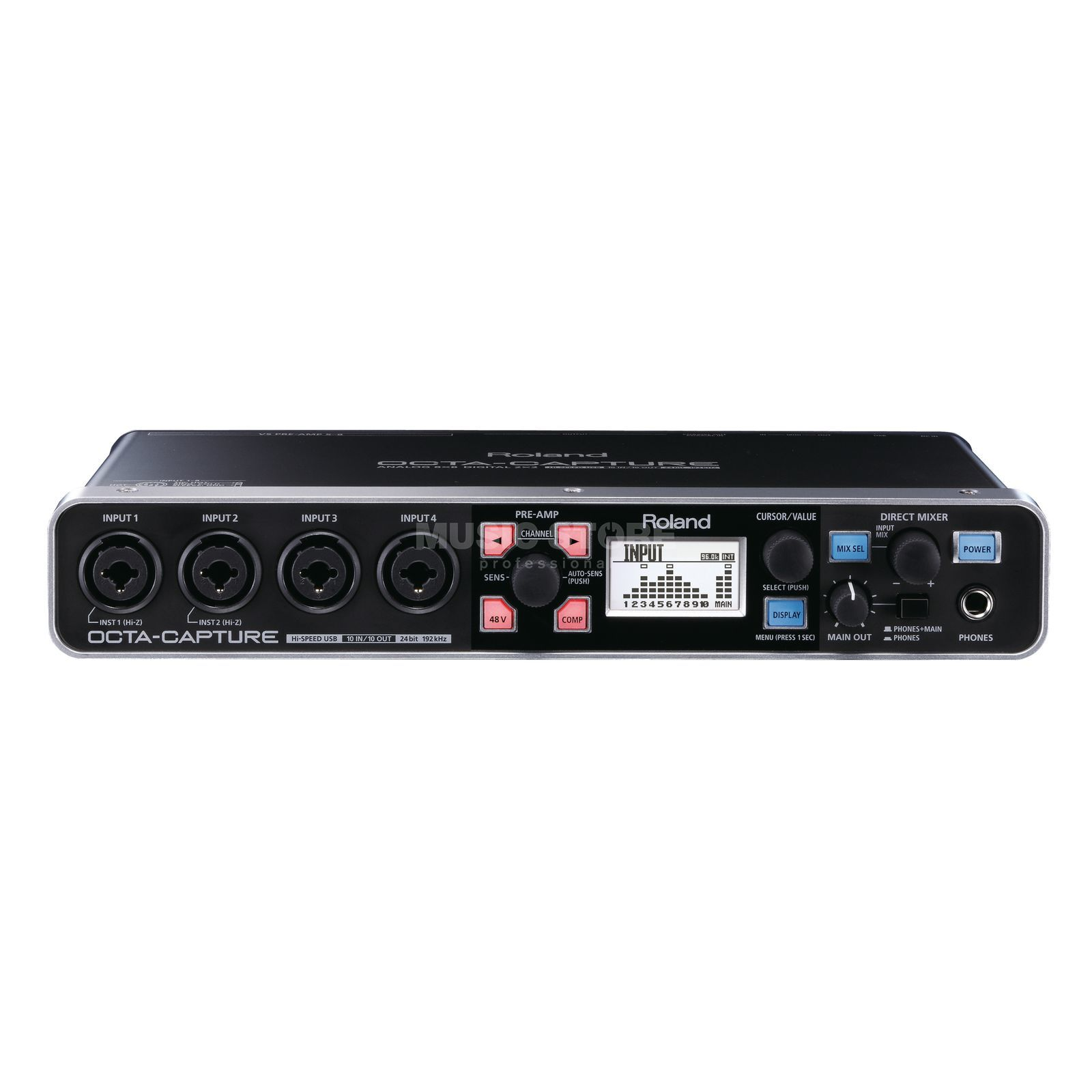 Roland OCTA-CAPTURE (UA-1010) USB 2.0 Audio Interface Produktbild