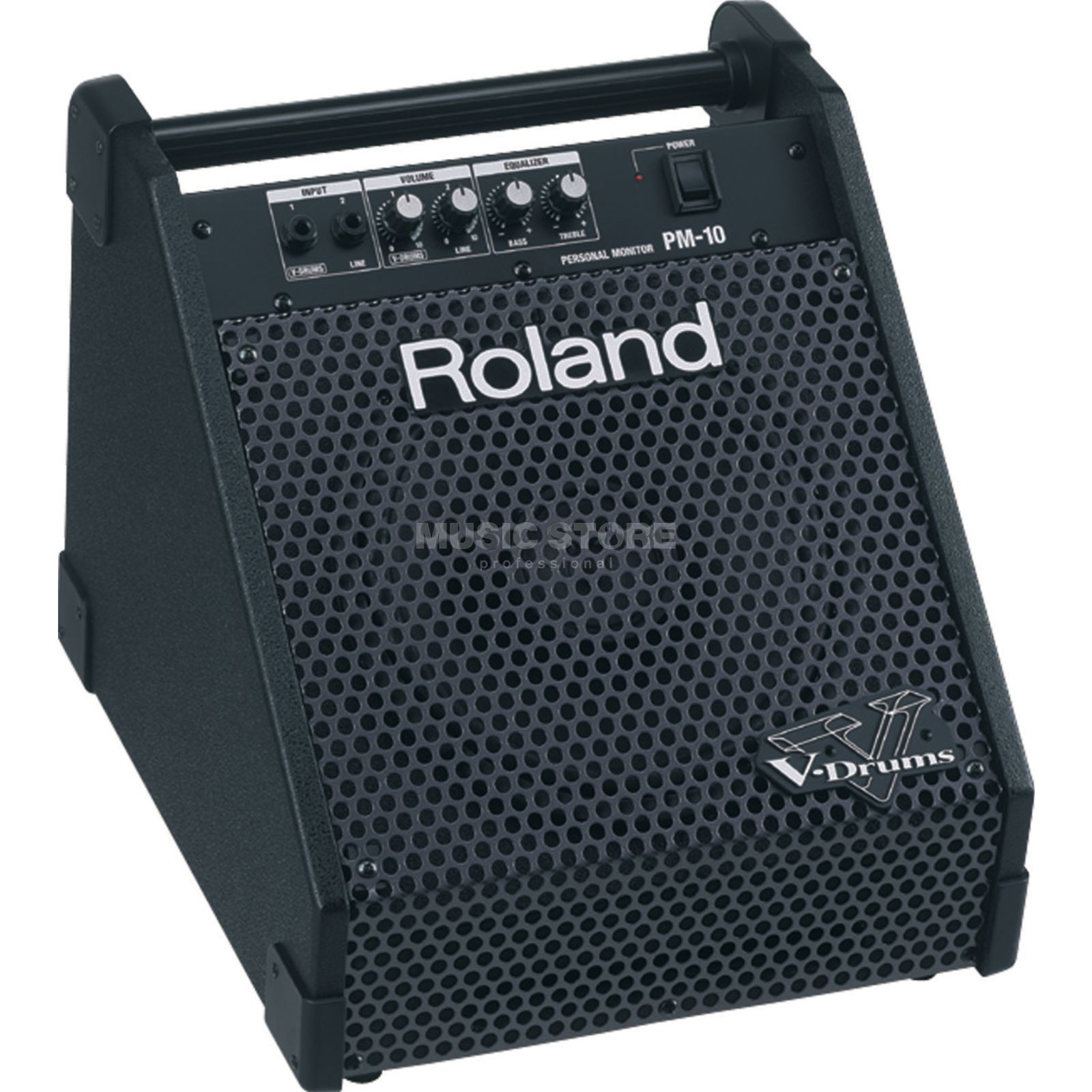 Roland PM 10 Monitor for E-Drums  Produktbillede