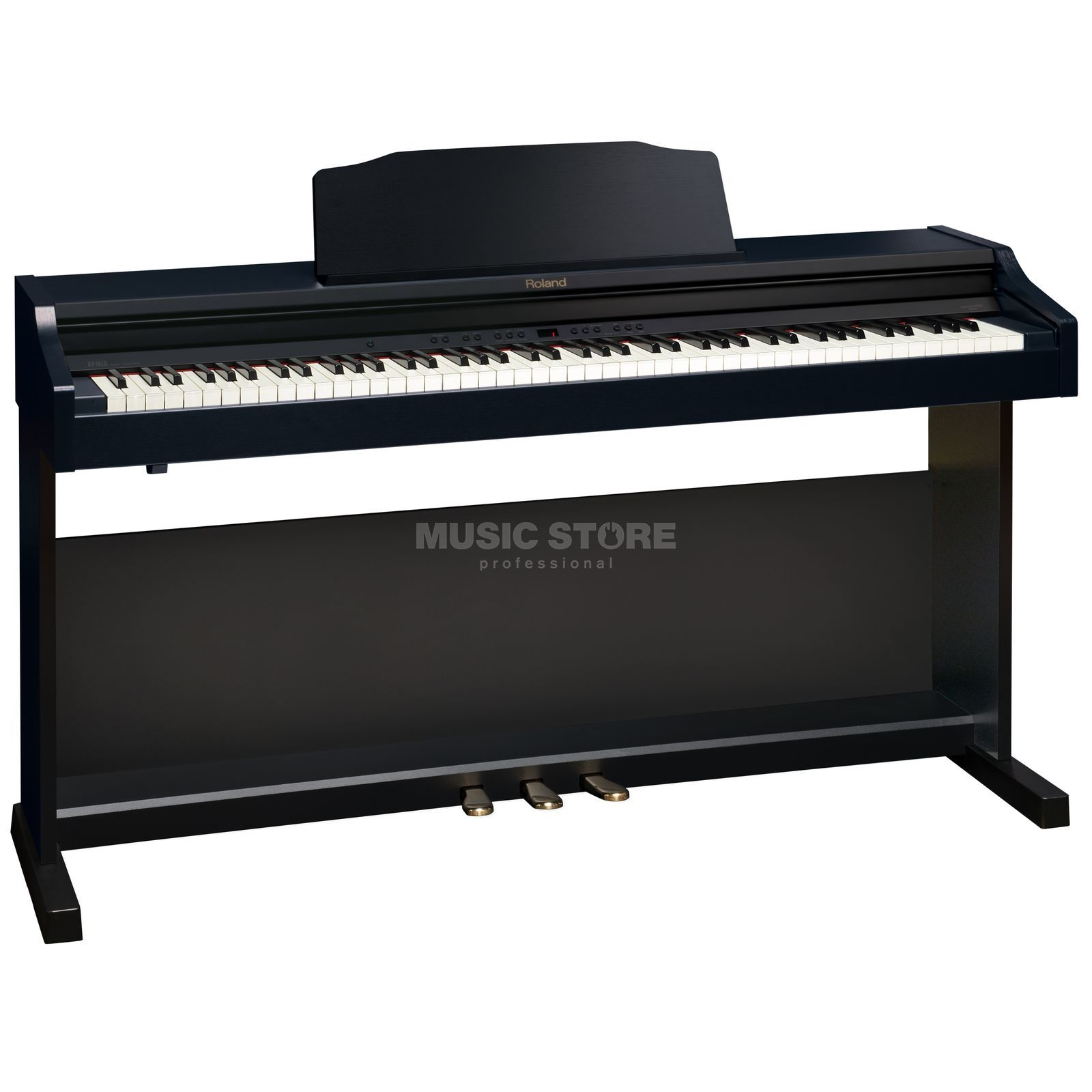 Roland RP401R CB Digital Piano Black Satin Produktbillede