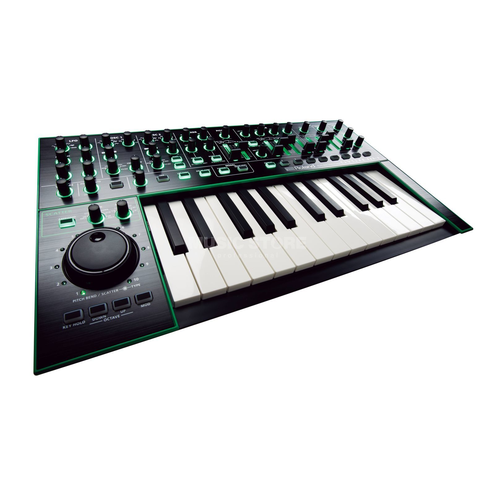 Roland SYSTEM-1 B-Stock PLUG-OUT Synthesizer Produktbild