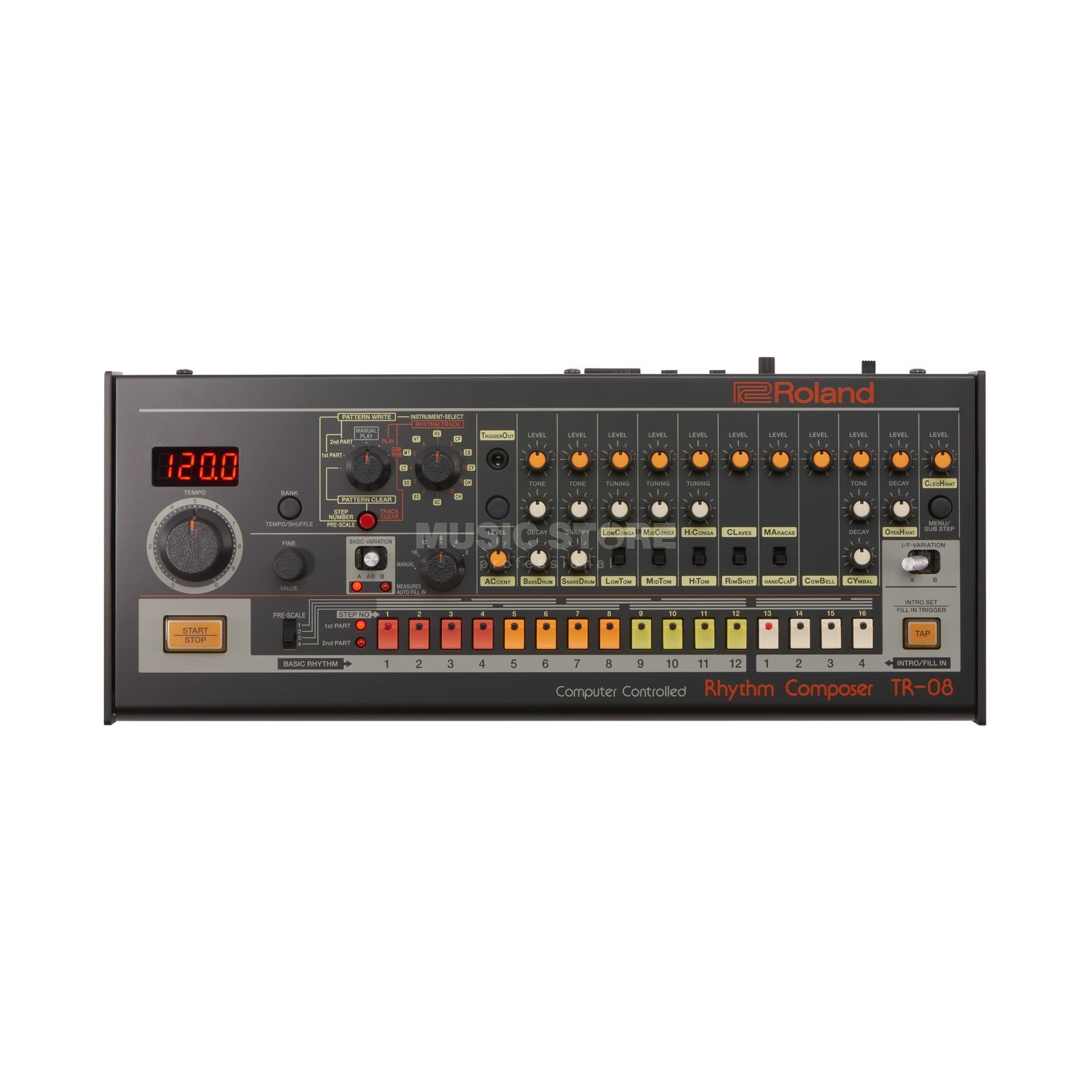 Roland TR-08 Product Image