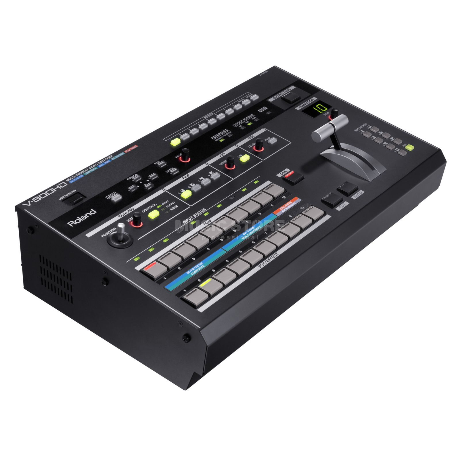 Roland V-800 HD Multi-Format Switcher Produktbild