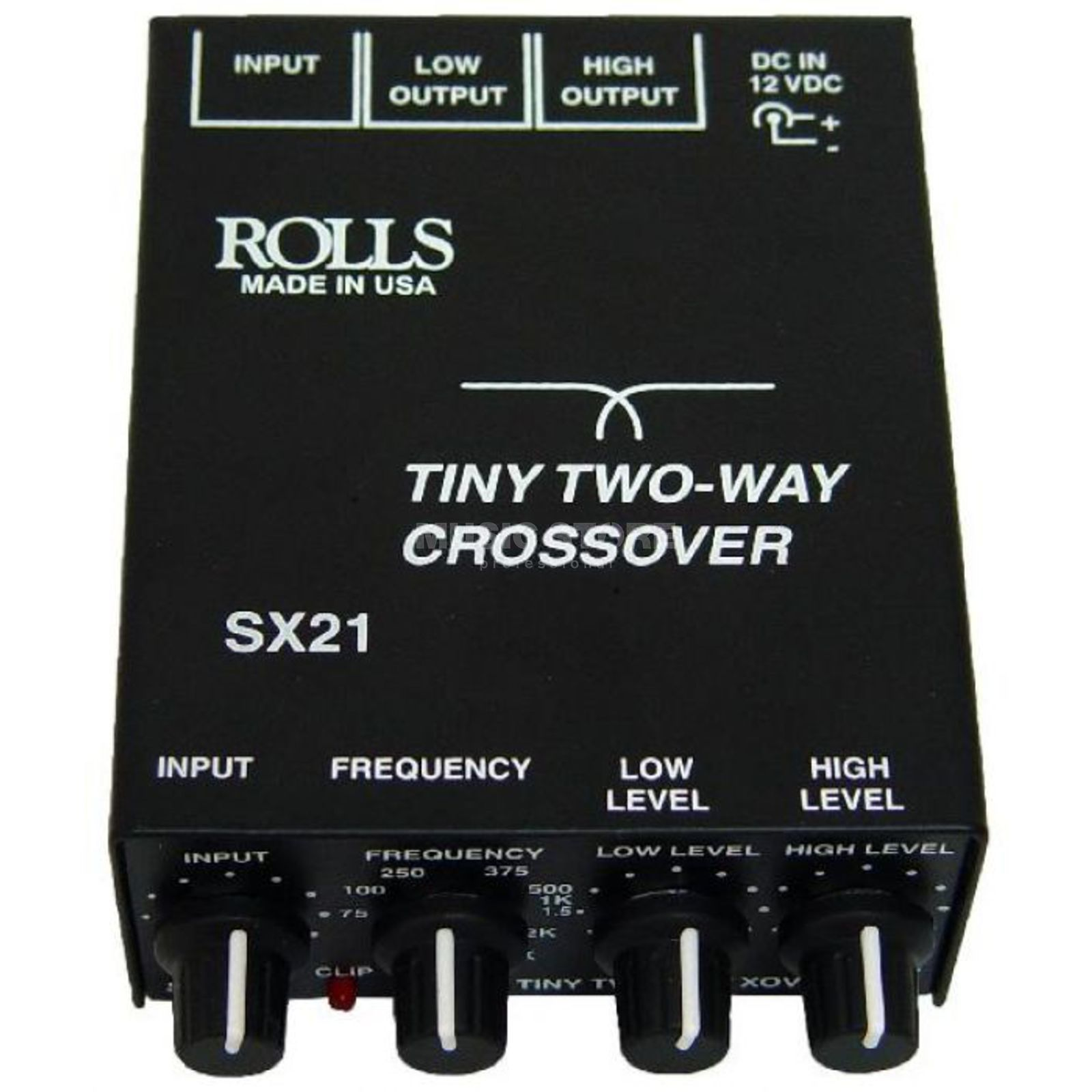 Rolls Sx - 21 2-Way Crossover Product Image