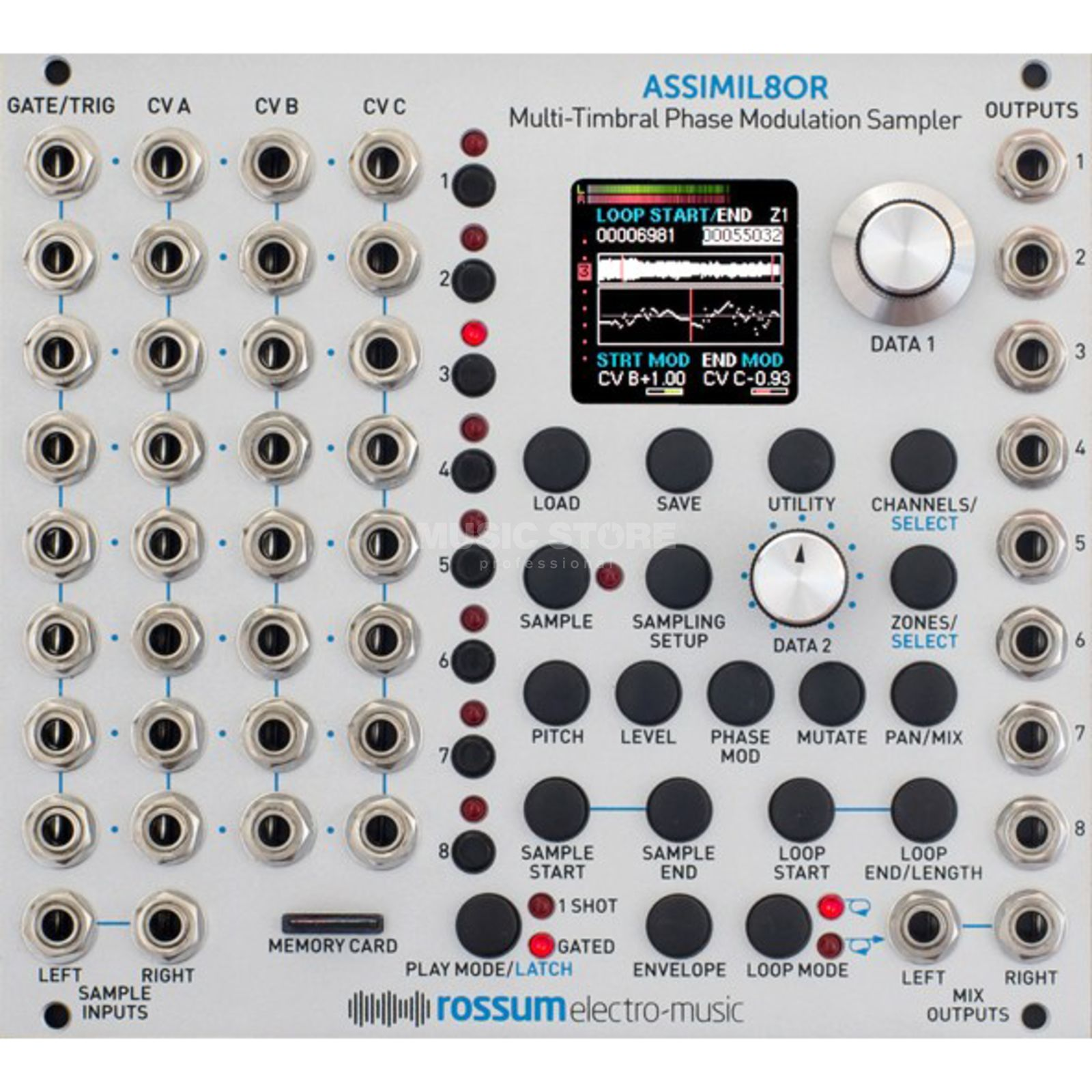 Rossum Electro-Music Assimil8or Produktbild
