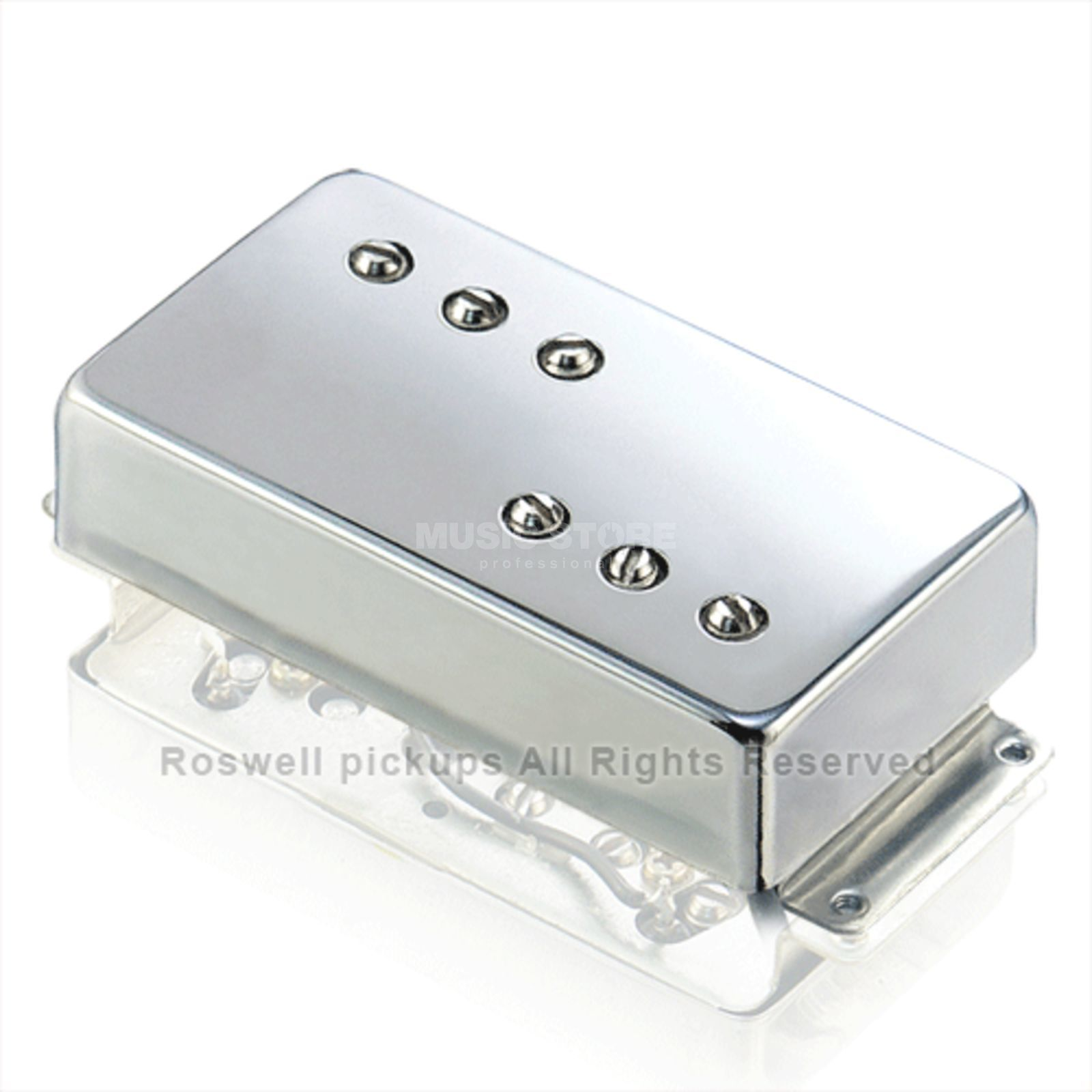 Roswell Pickups WDR10 Humbucker Chrome Product Image
