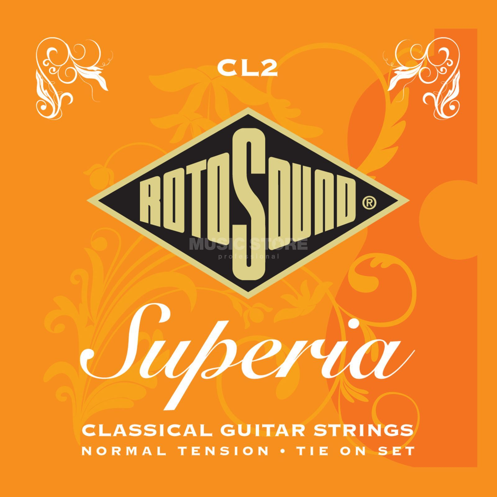 Rotosound CL2 Superia Classical   Normal Tension Produktbillede