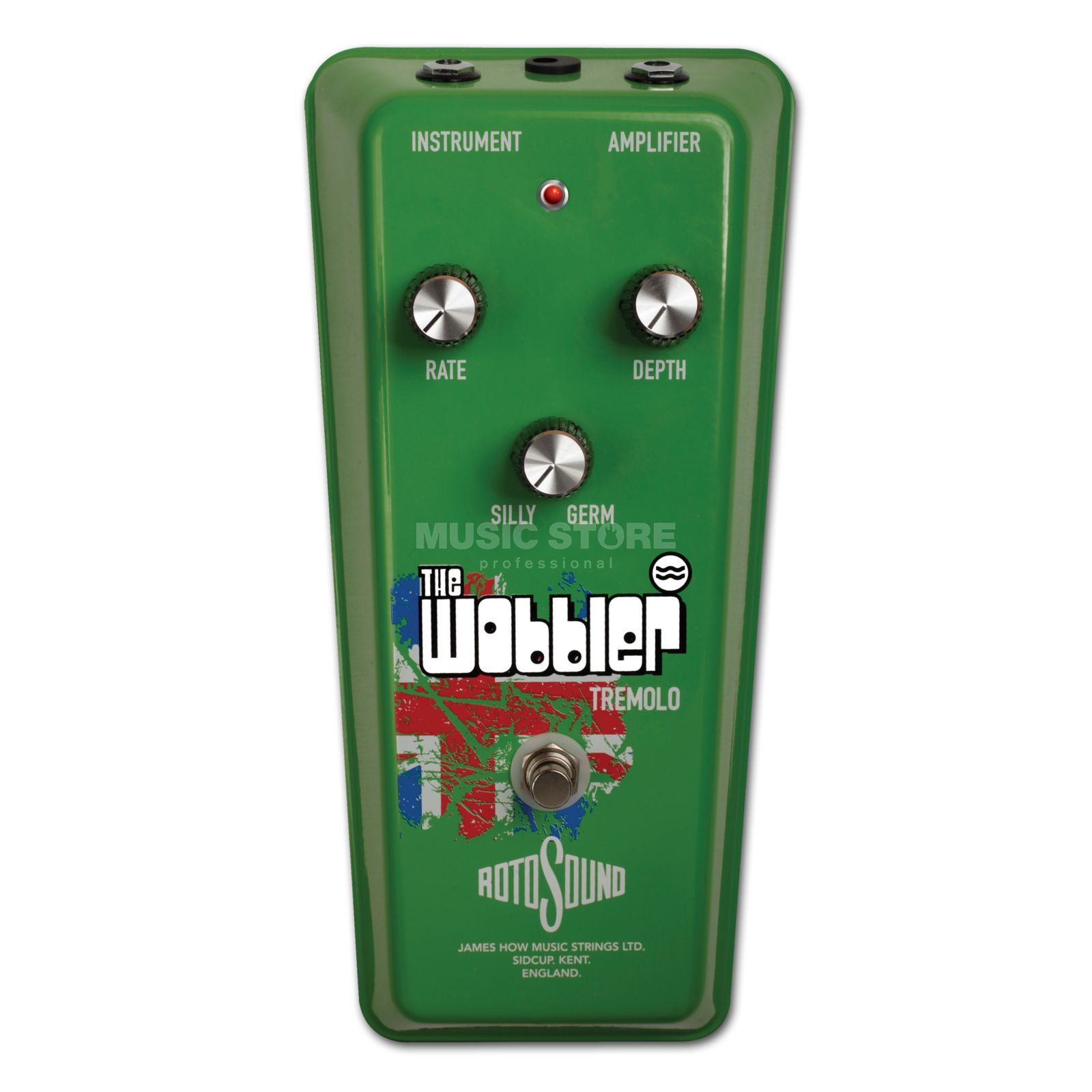 "Rotosound RWB1 Tremolo ""The Wobbler"" Produktbild"