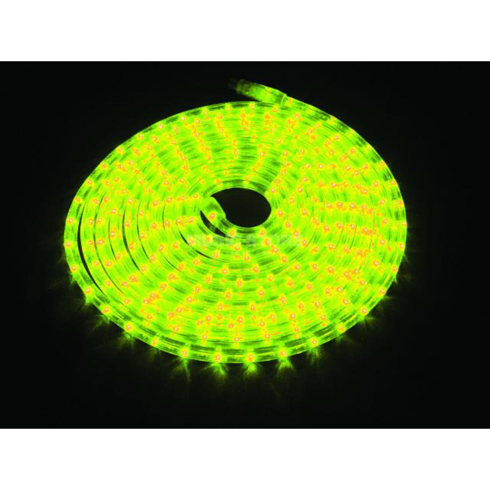 RUBBERLIGHT LED RL1-230V Yellow 9m  Produktbillede