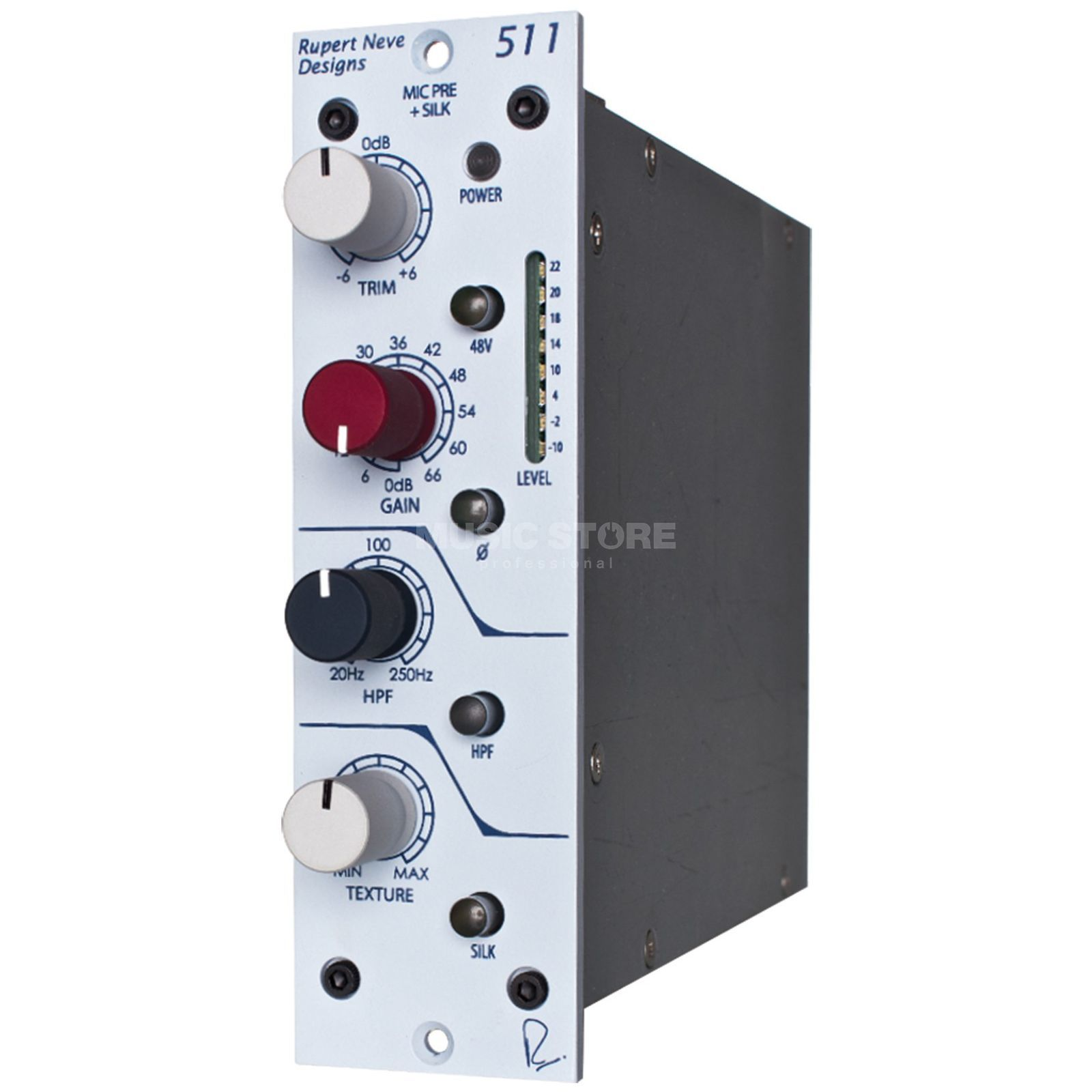 Rupert Neve Designs Portico 511 Preamp for the 500 Series Produktbillede