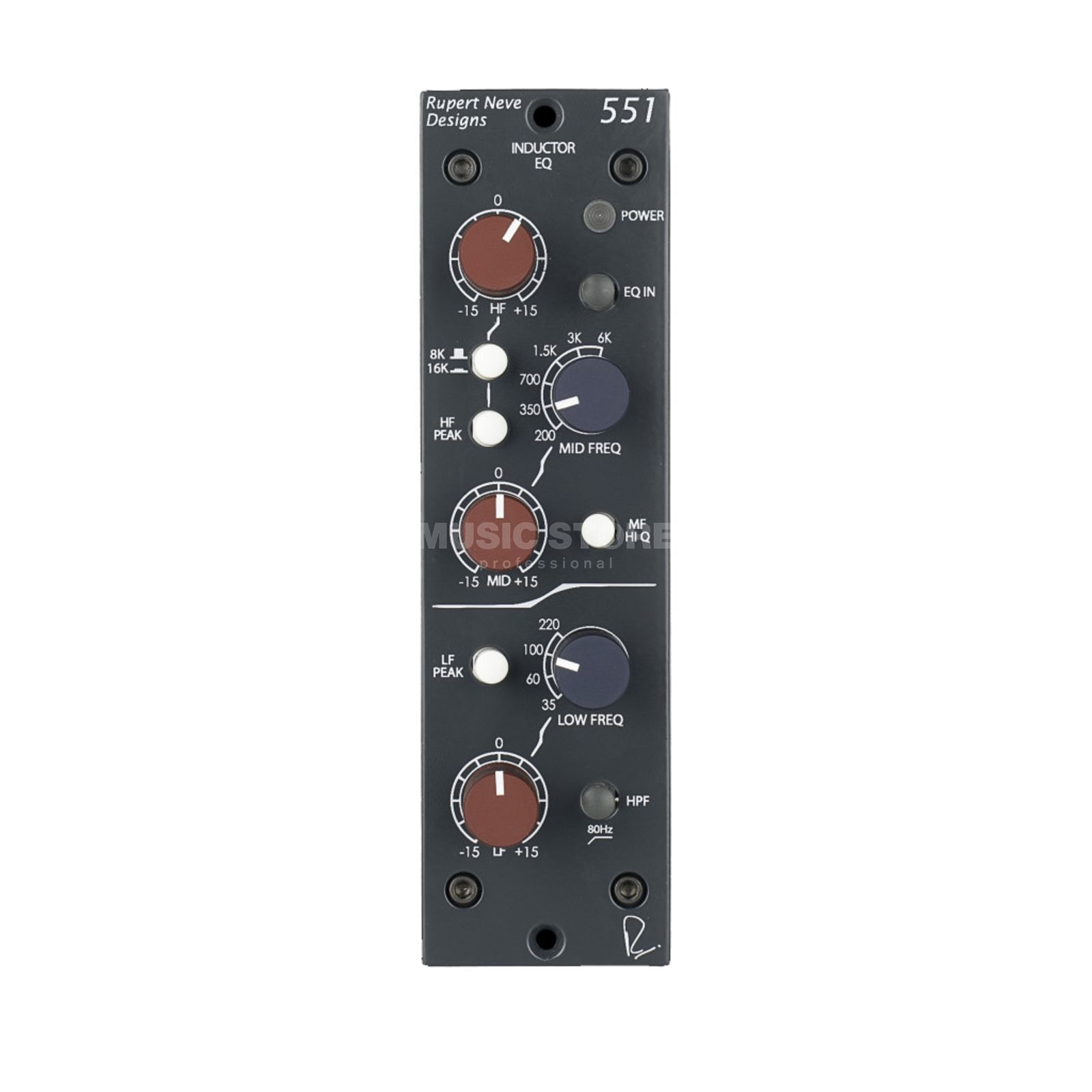 Rupert Neve Designs Portico 551 Inductor-EQ 500er Serie Product Image