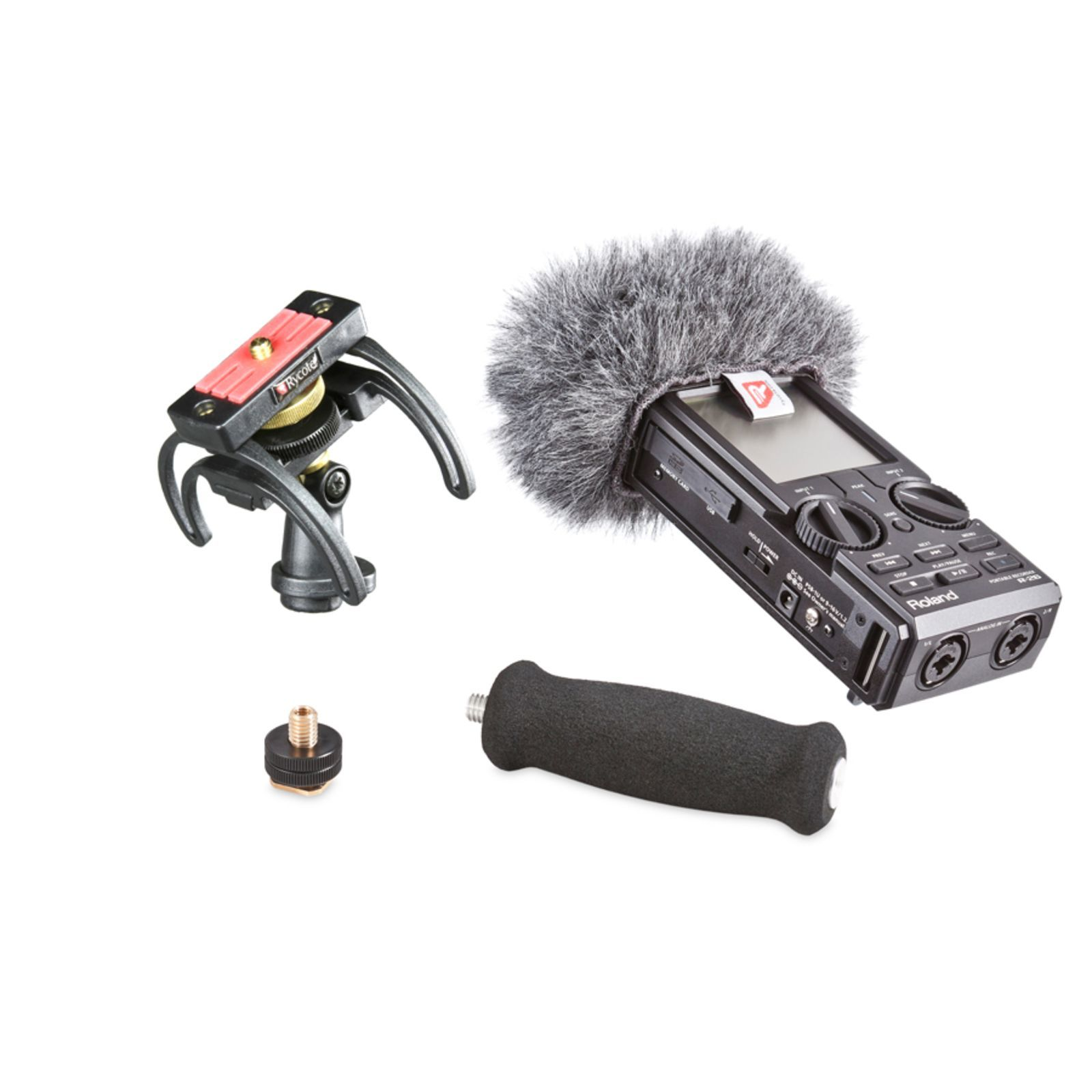 Rycote Portable Recorder Audio Kit for Roland R-26 Produktbillede