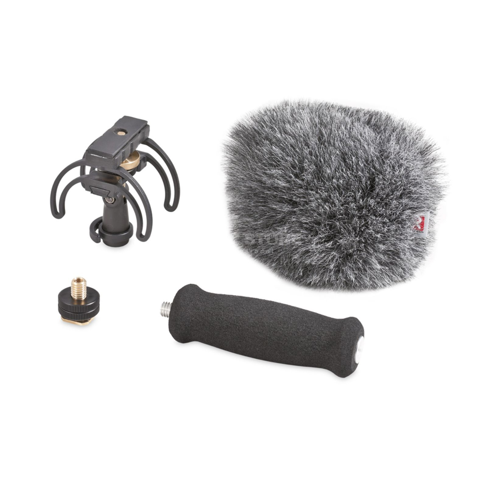 Rycote Recorder Kit for Roland R-26 Suspension+Windjammer Produktbillede