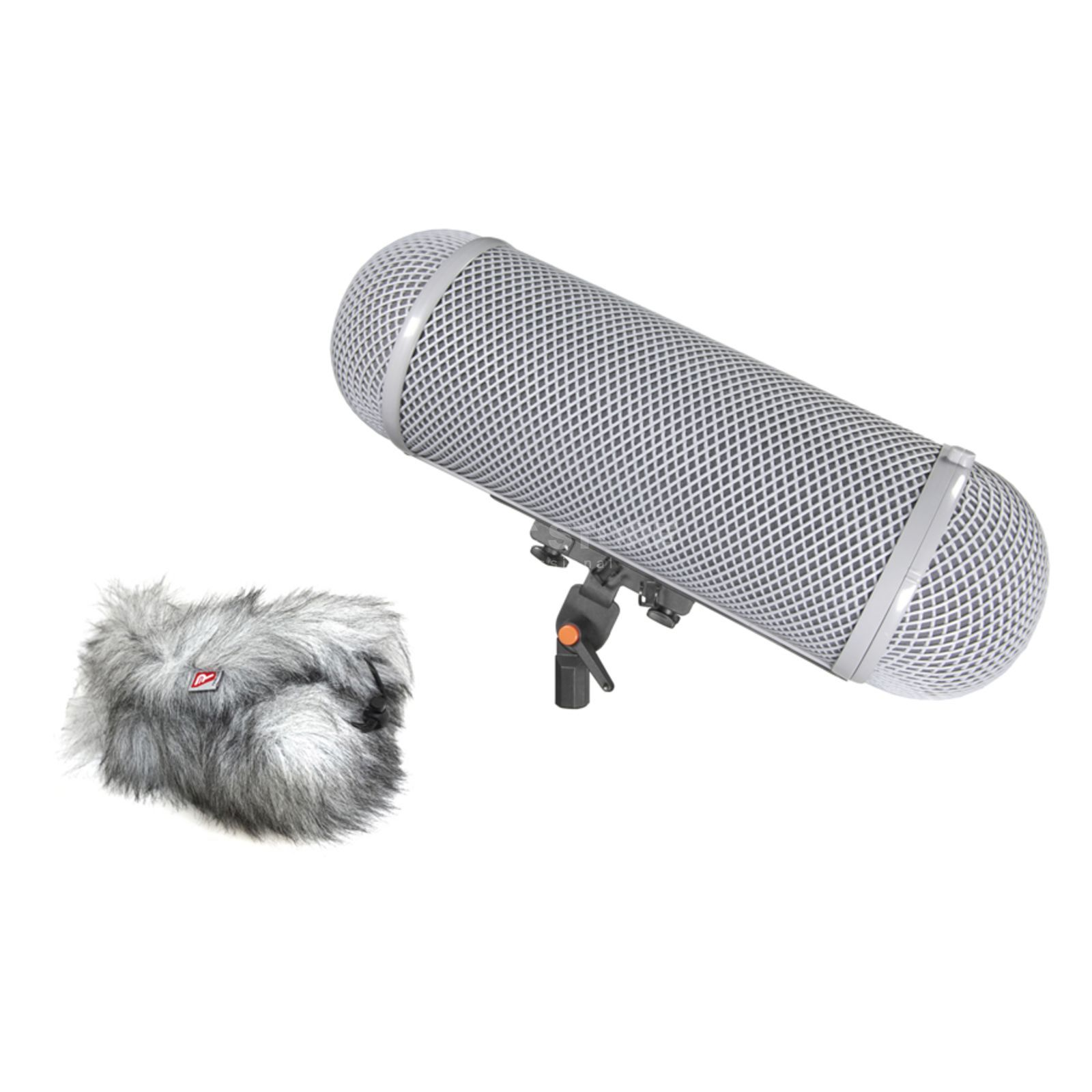 Rycote Stereo Windshield WS AG Single Shank Kit Produktbillede