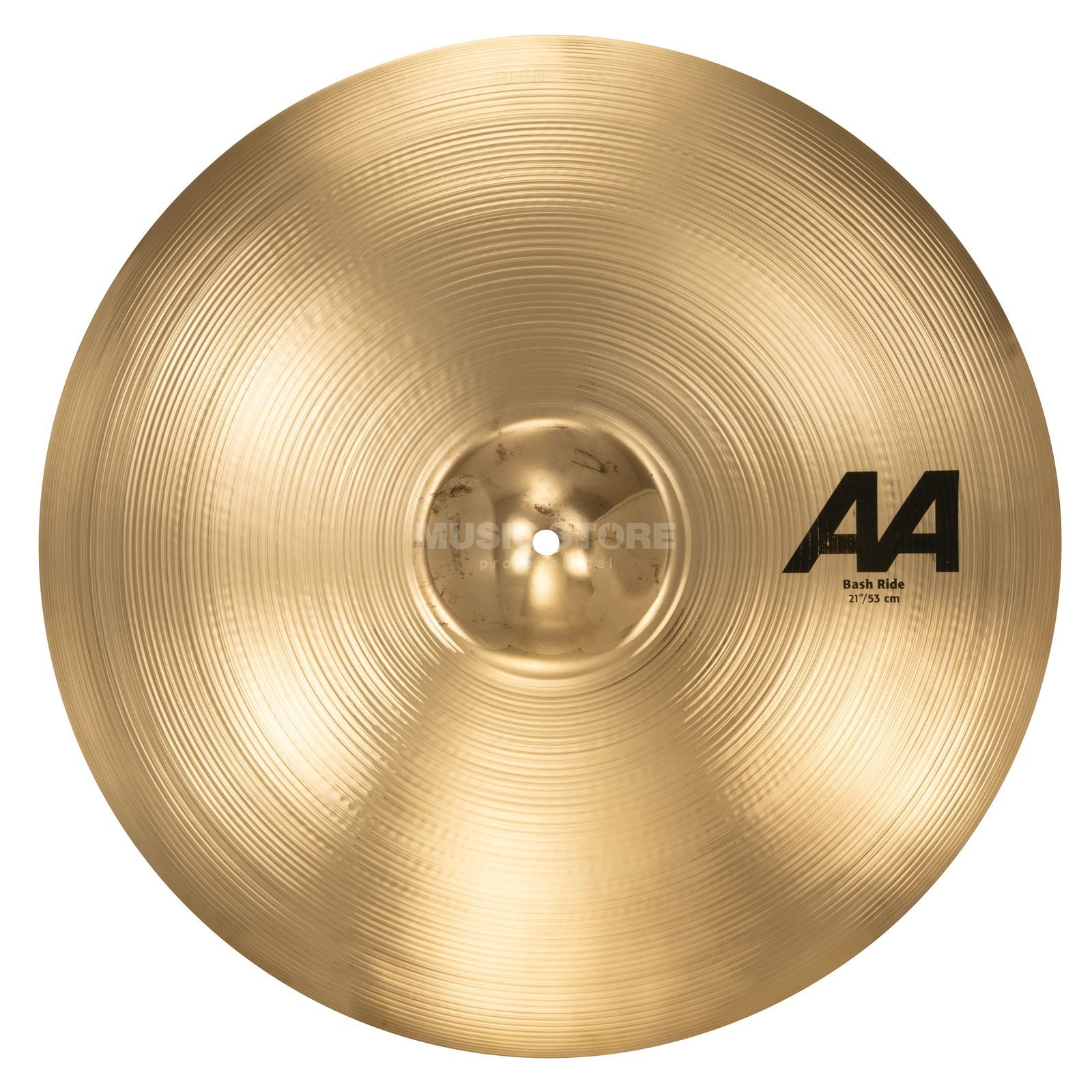 "Sabian AA Bash Ride 21"", Brilliant Finish Produktbillede"