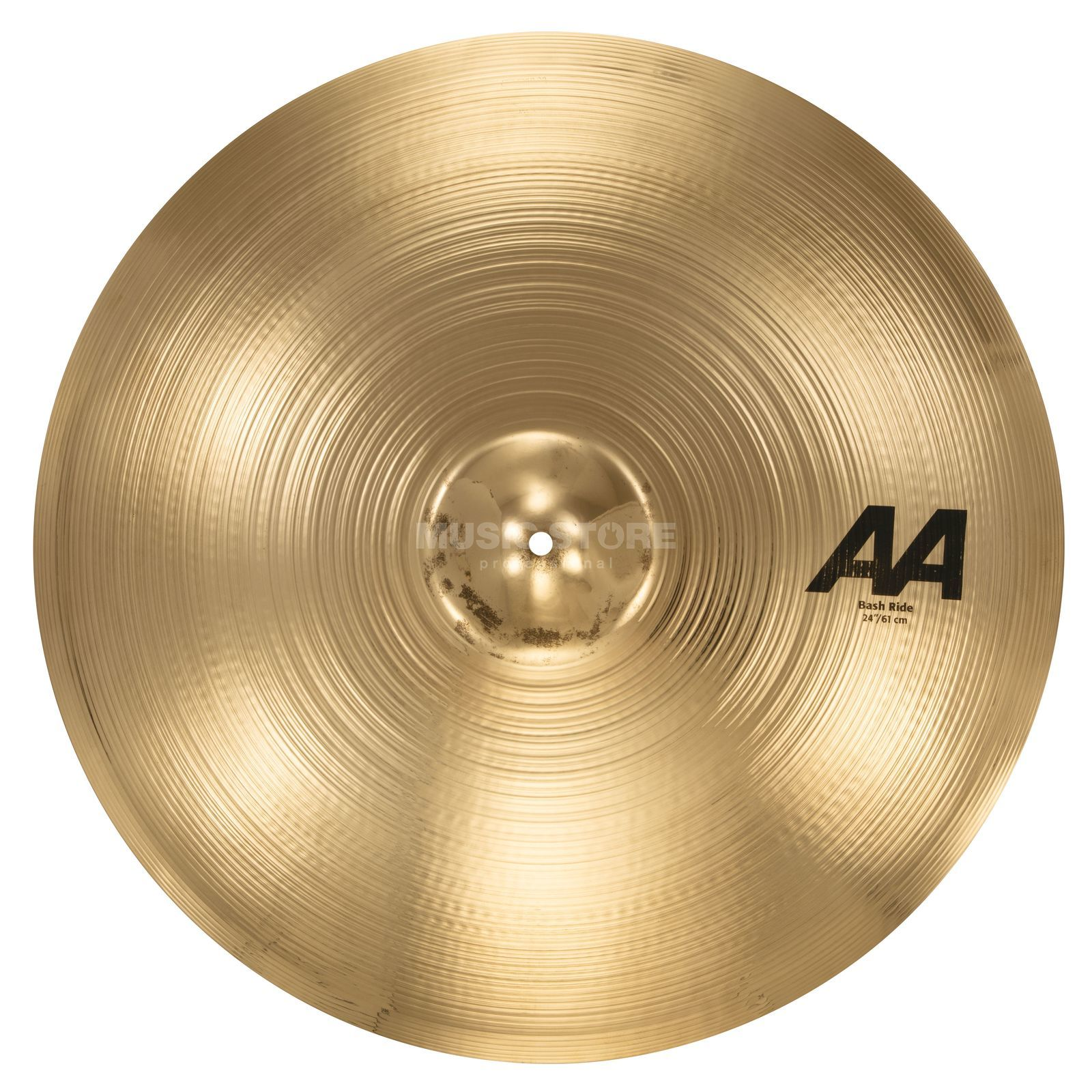 "Sabian AA Bash Ride 24"", Brilliant Finish Produktbild"