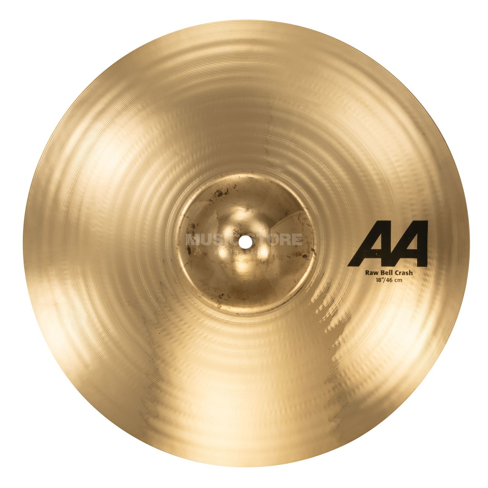 "Sabian AA Raw Bell Crash 18""  Produktbild"