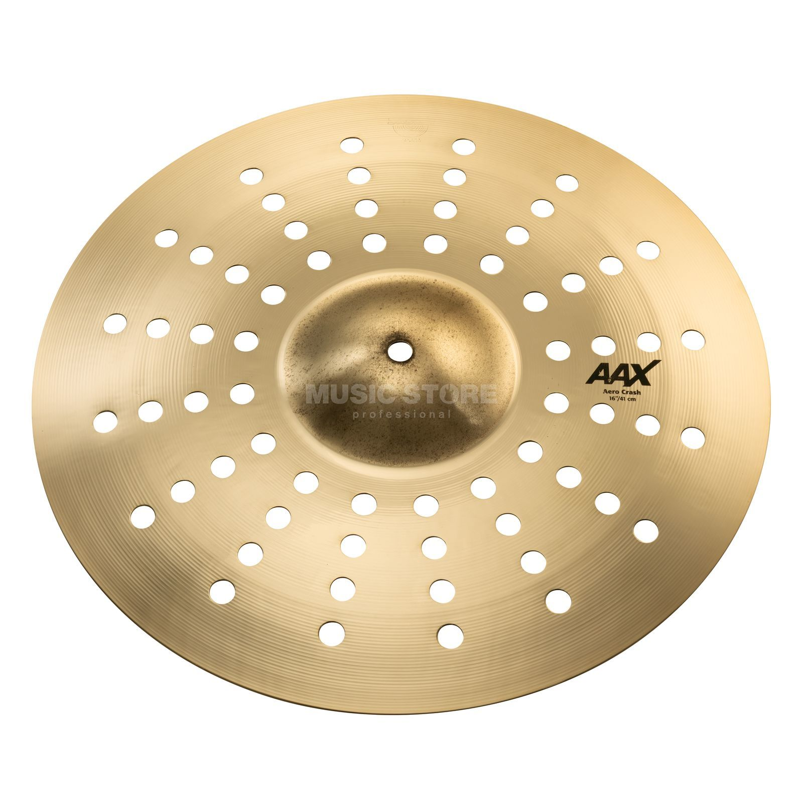 "Sabian AAX Aero Crash 16"", Brilliant Finish Produktbild"