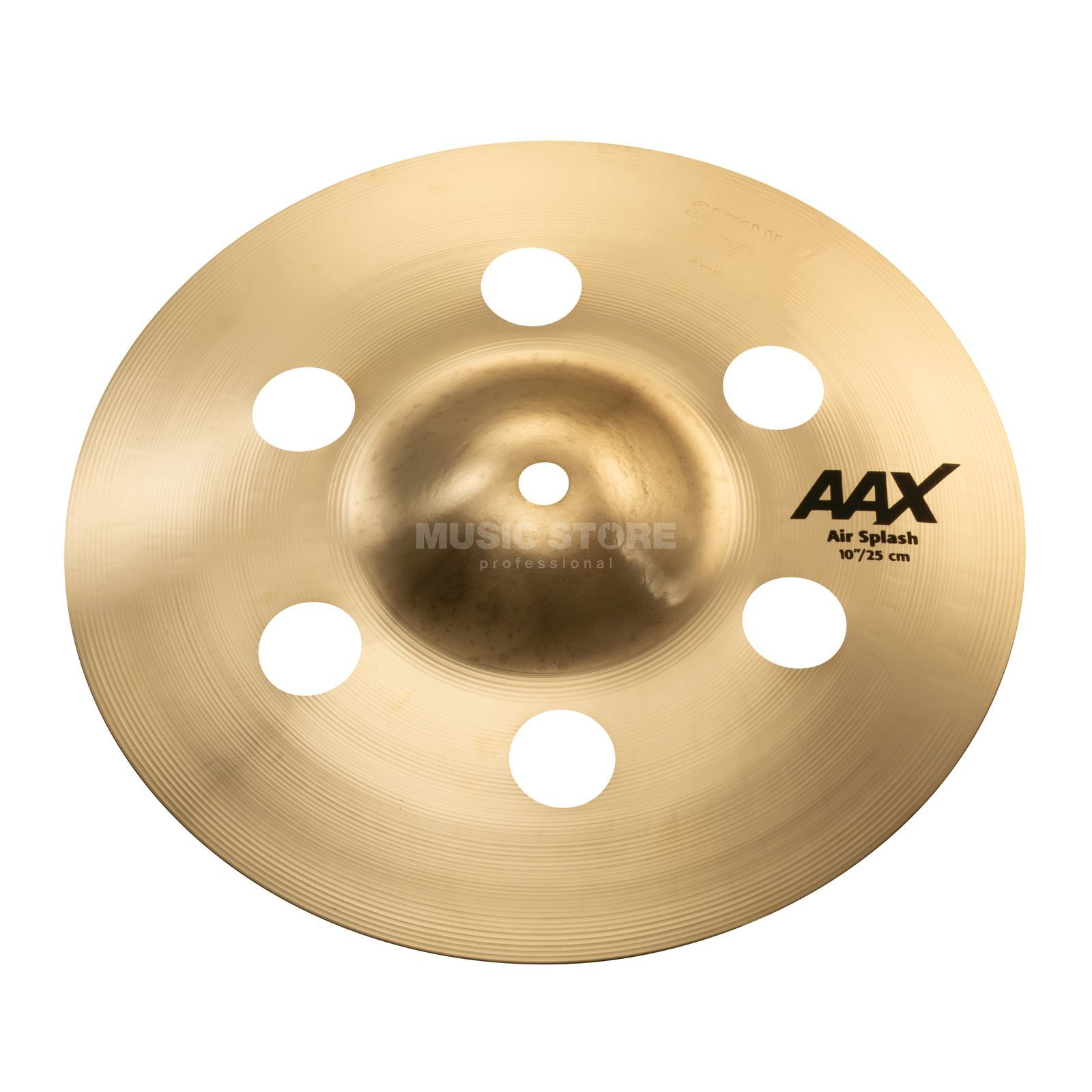 "Sabian AAX Air Splash 10"", Brilliant Finish Produktbillede"