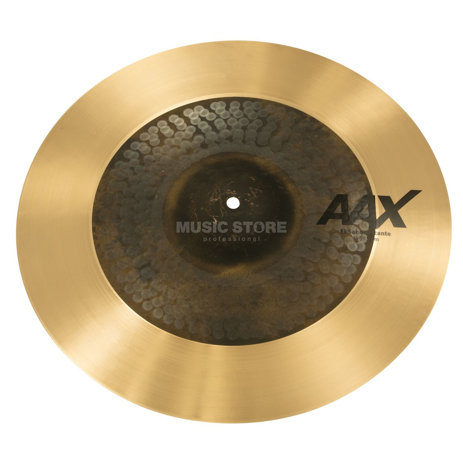 "Sabian AAX El Sabor Picante Crash 18"" Natural Finish Produktbild"