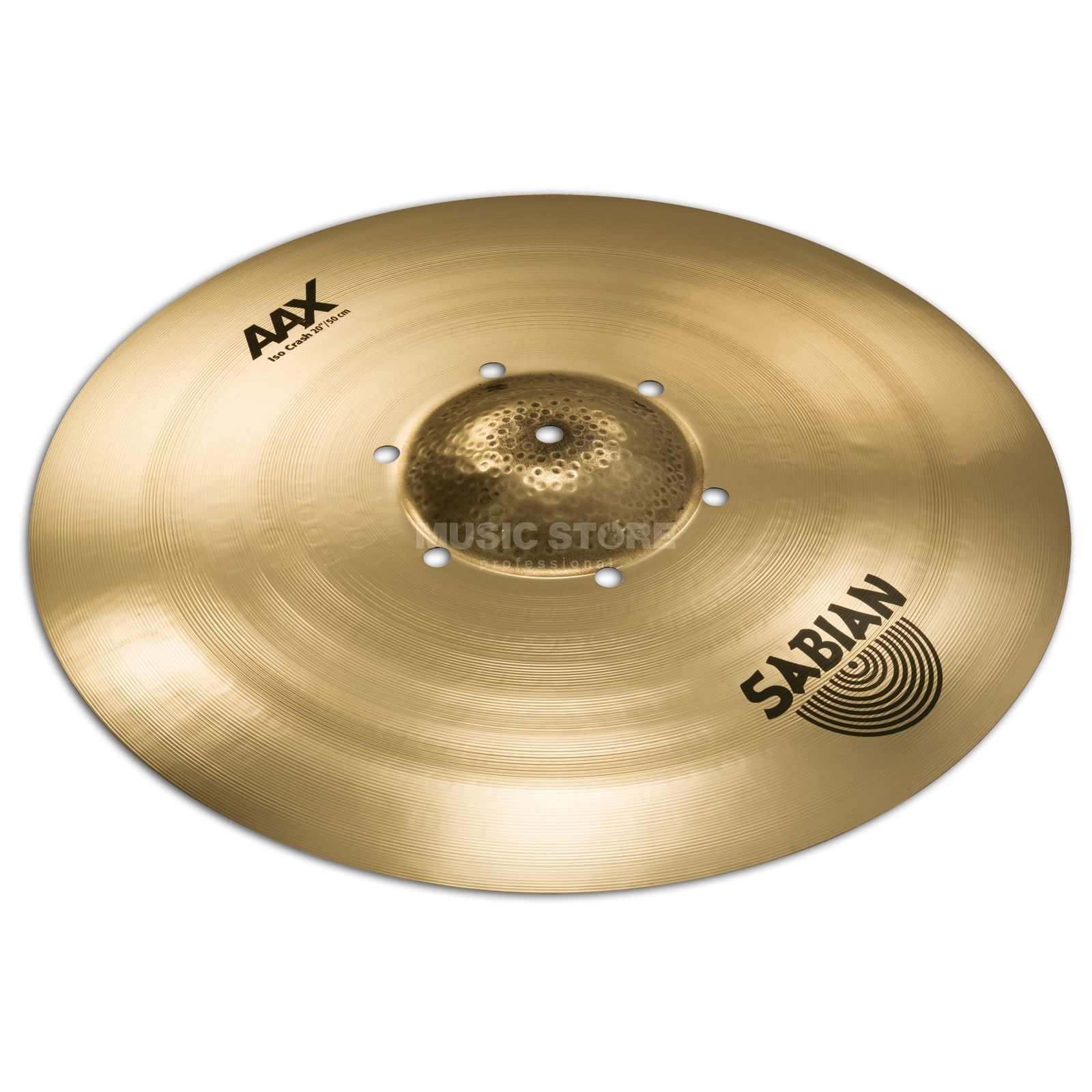 "Sabian AAX ISO Crash/ Ride 20""  Produktbild"