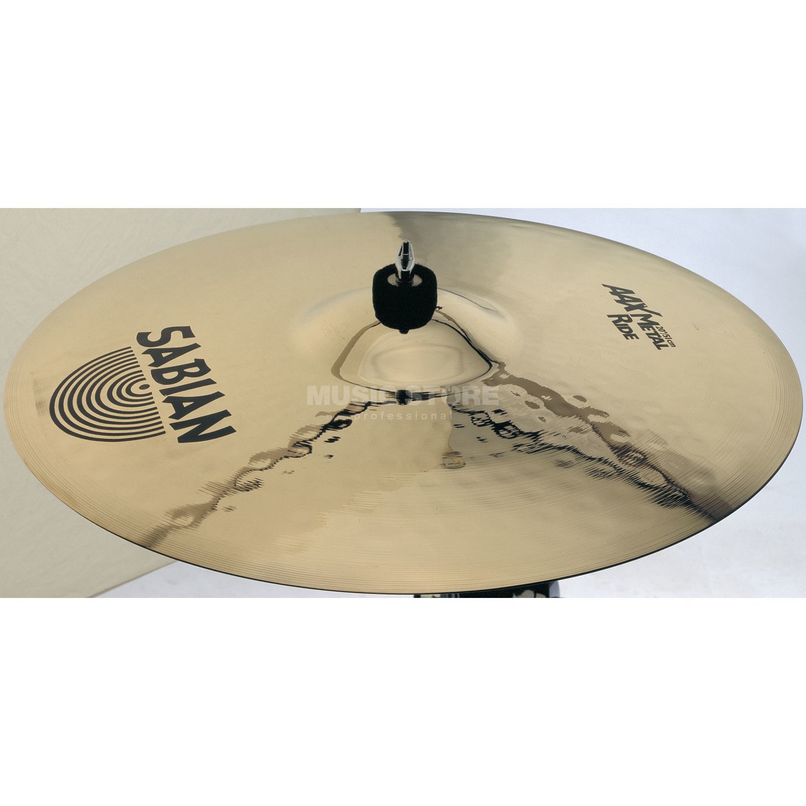 "Sabian AAX Metal Ride 22"" Brilliant Finish Product Image"