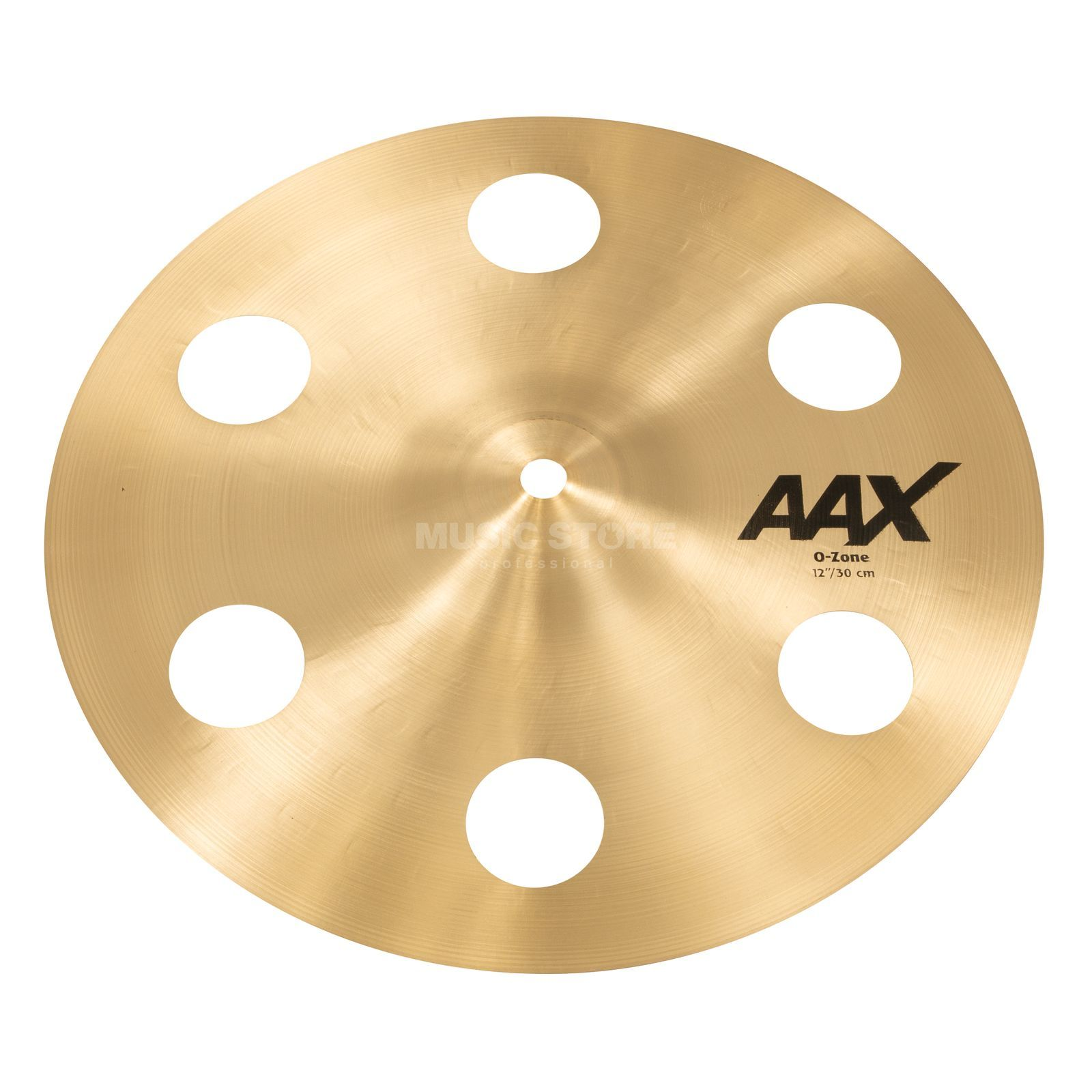 "Sabian AAX O-Zone Splash 12"" Natural Finish Produktbild"