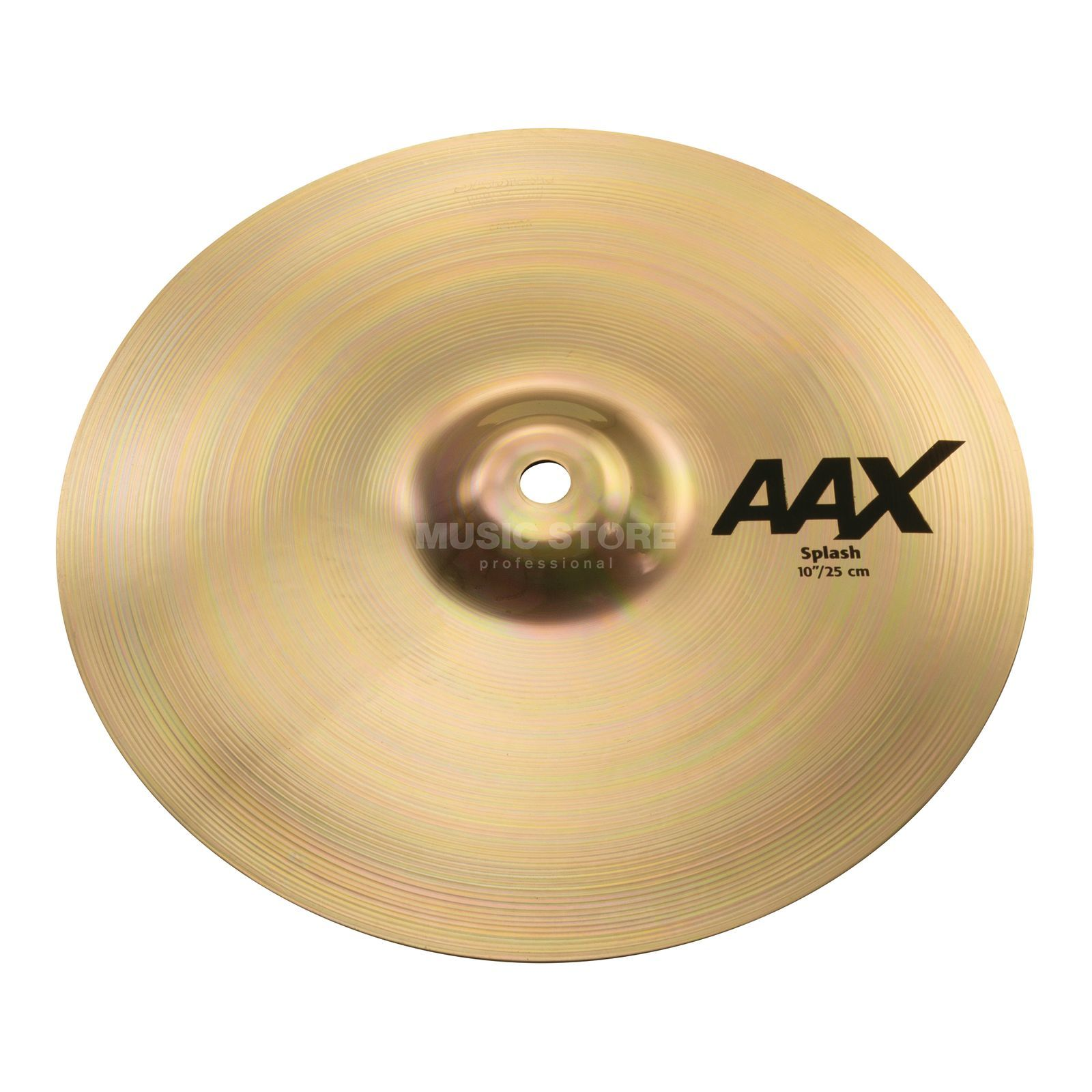"Sabian AAX Splash 10"" Brilliant Finish Produktbillede"