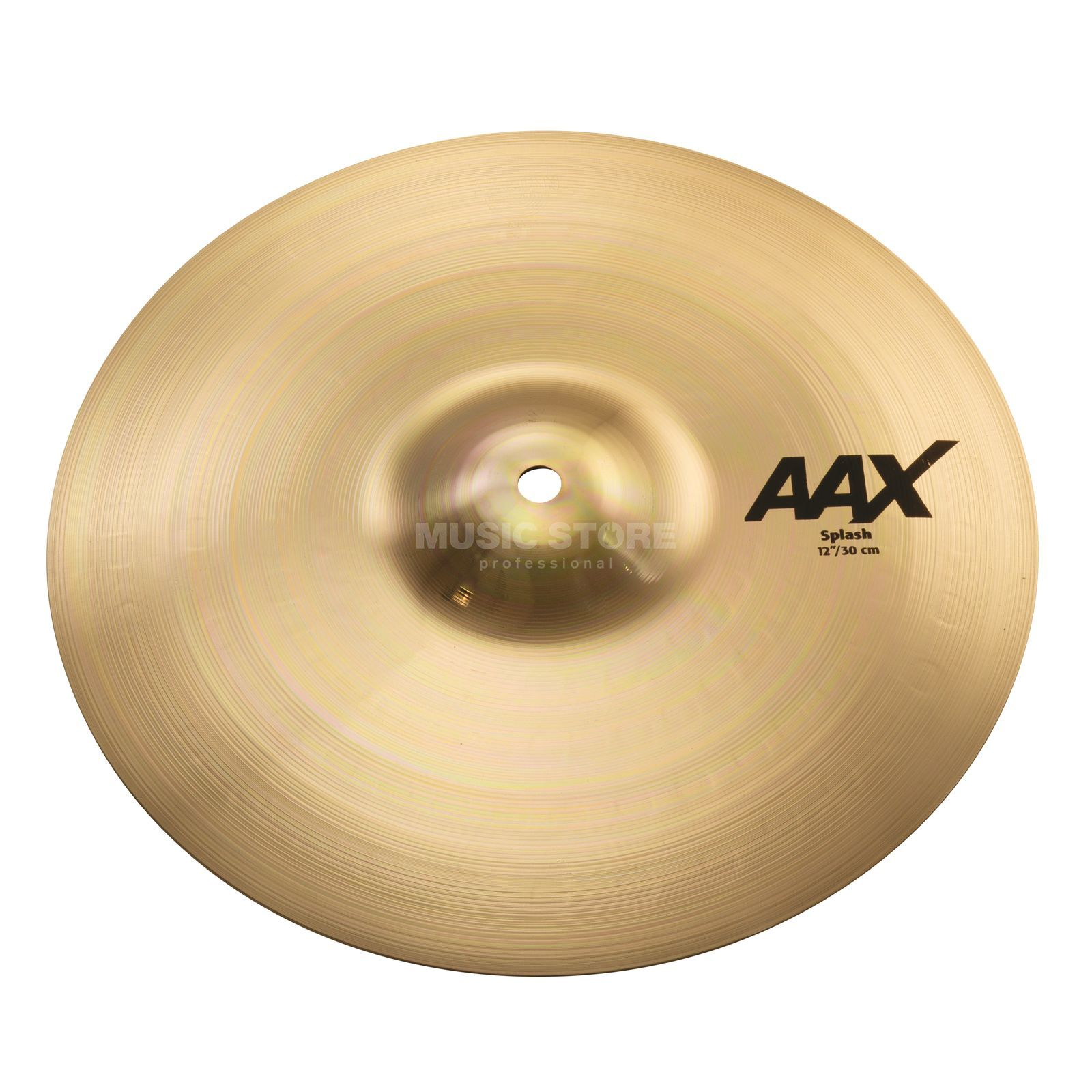 "Sabian AAX Splash 12"" Brilliant Finish Product Image"