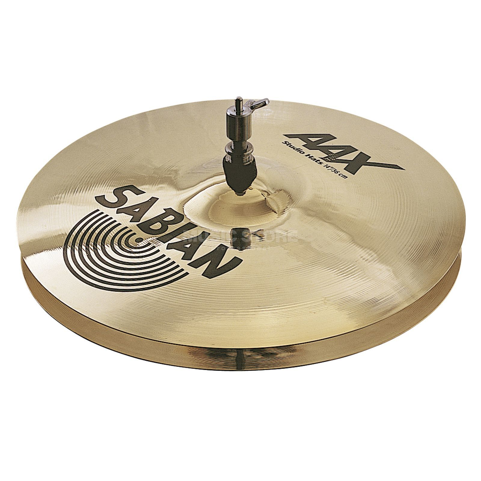 "Sabian AAX Studio HiHat 14"" Brilliant Finish Produktbild"