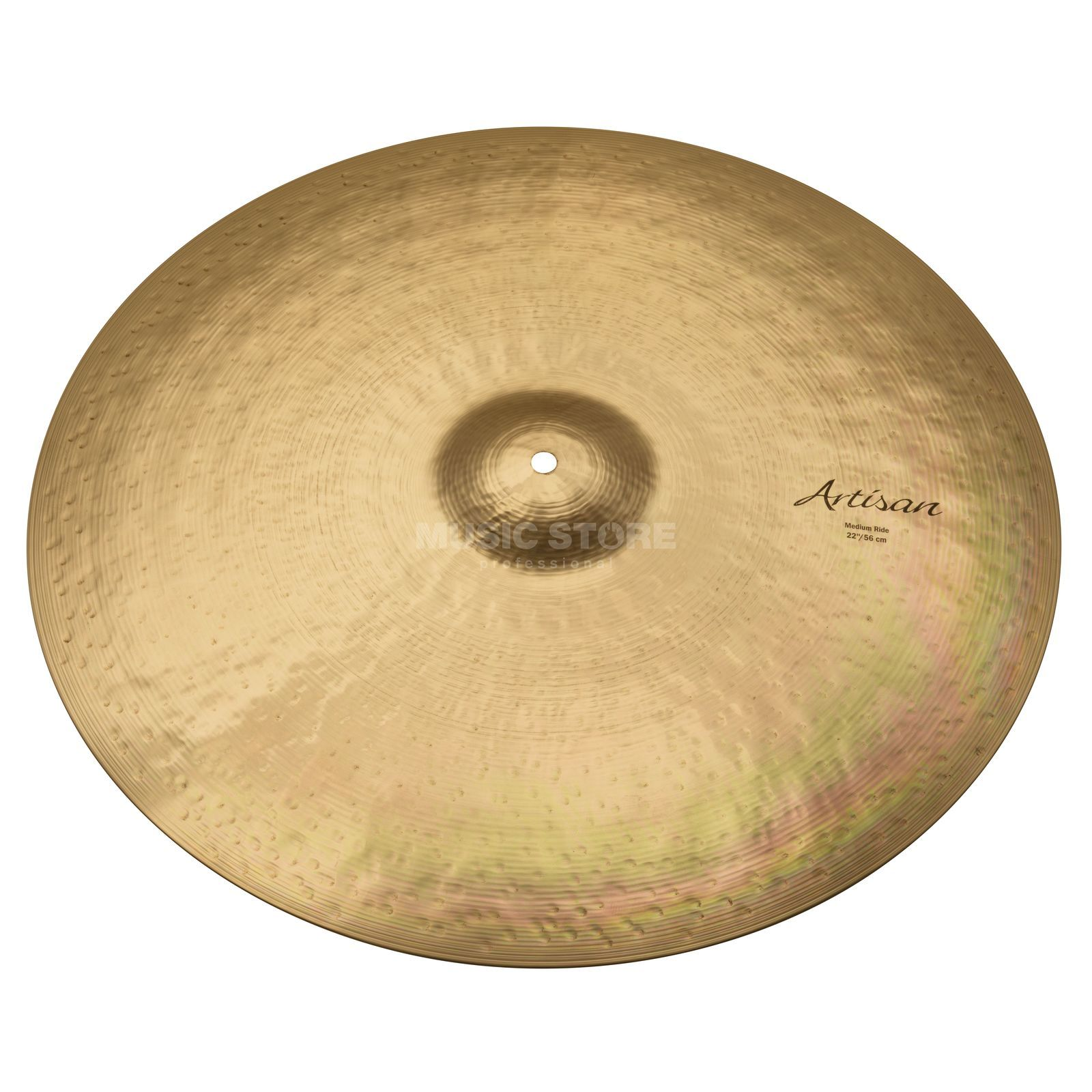 "Sabian Artisan Medium Ride 22"", Brilliant Finish Produktbillede"