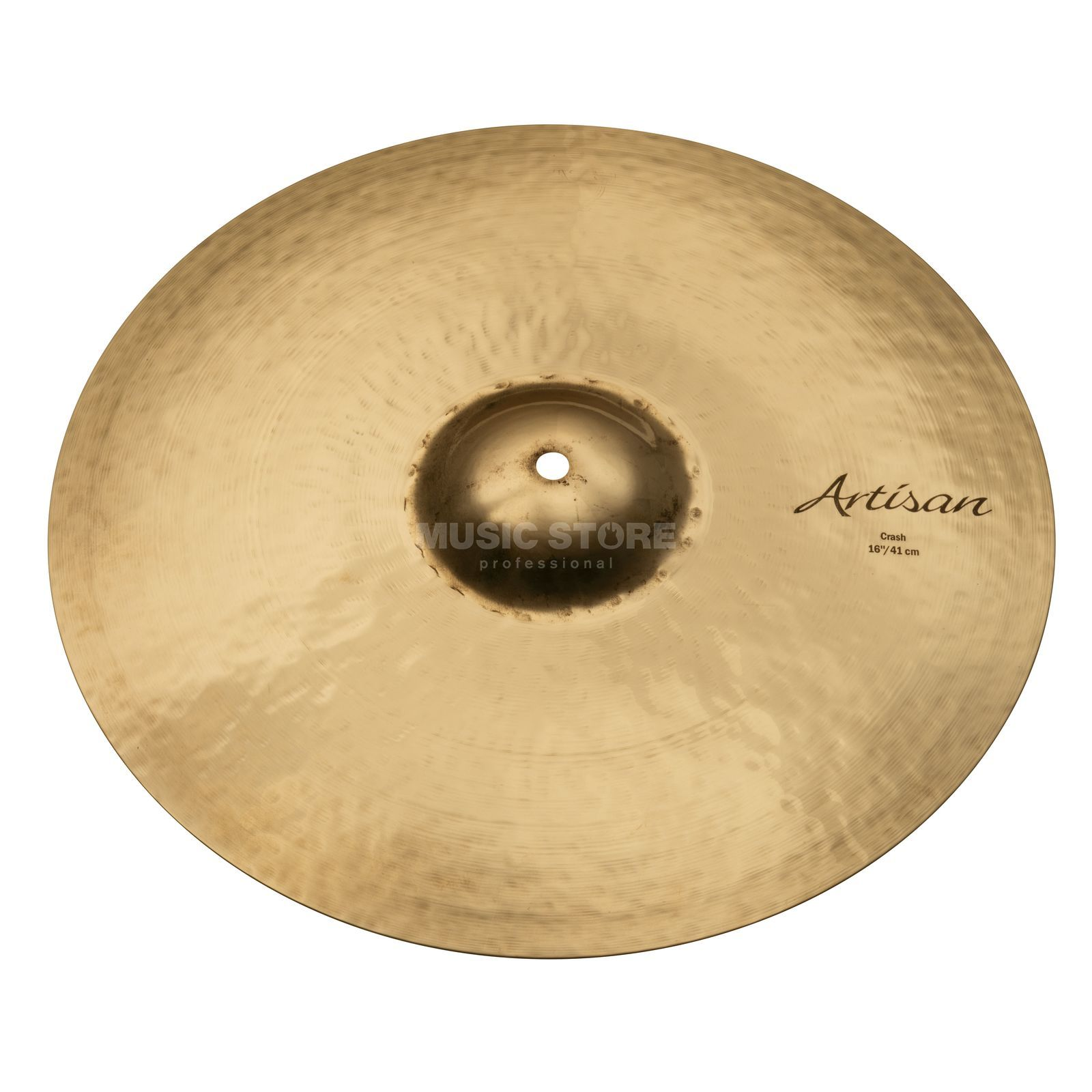 "Sabian Artisan Thin Crash 16"", Brilliant Finish Produktbild"