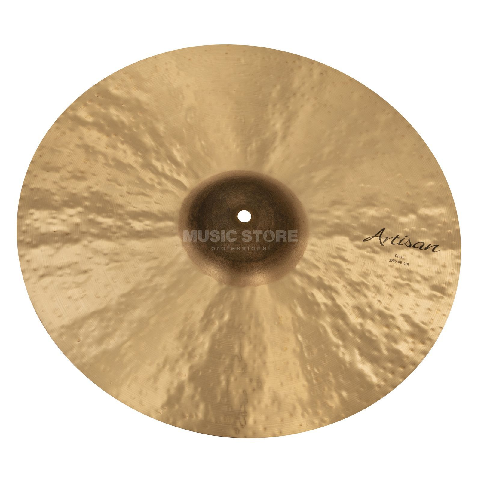 "Sabian Artisan Thin Crash 18"", Natural Finish Produktbild"