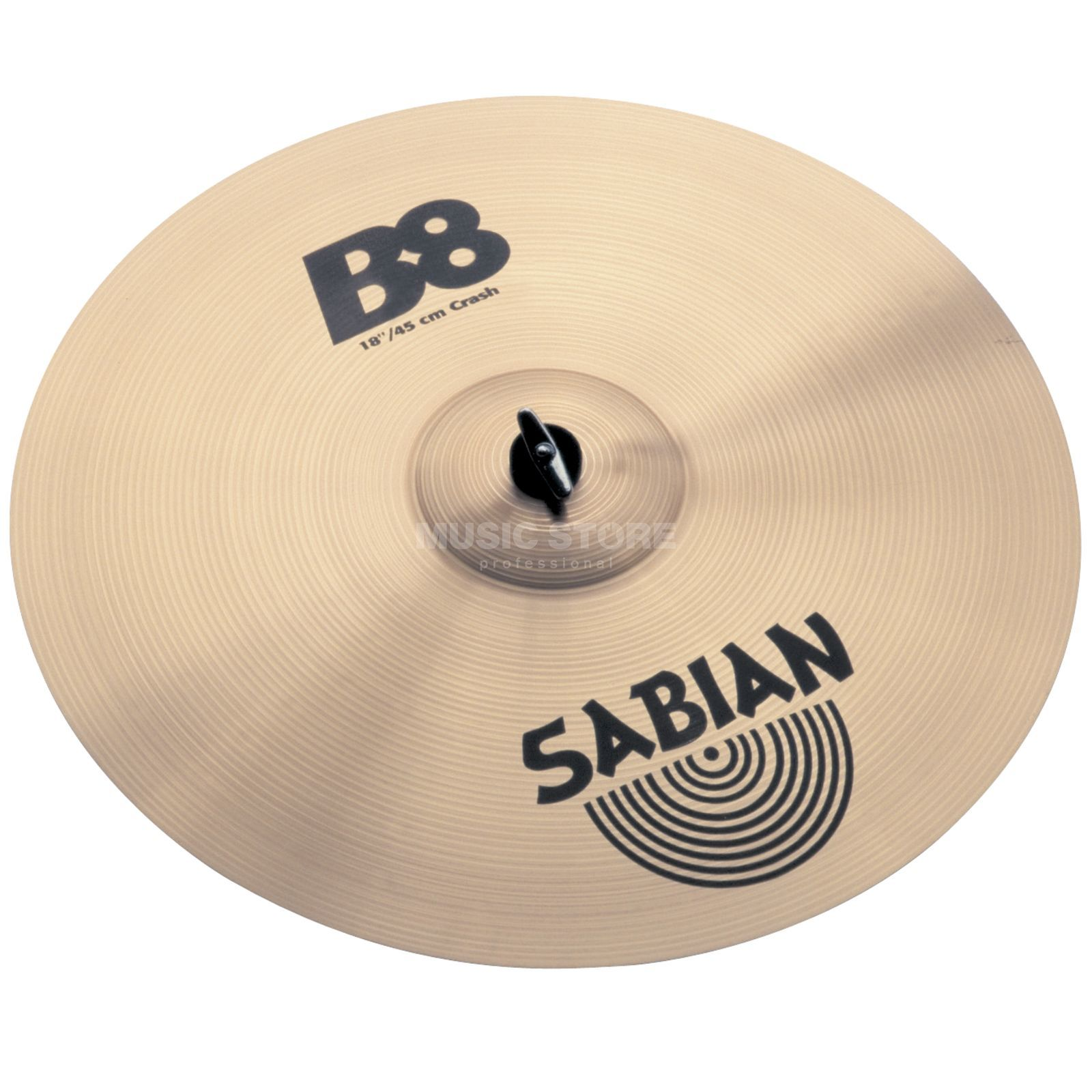 "Sabian B8 Rock Crash 16""  Produktbillede"