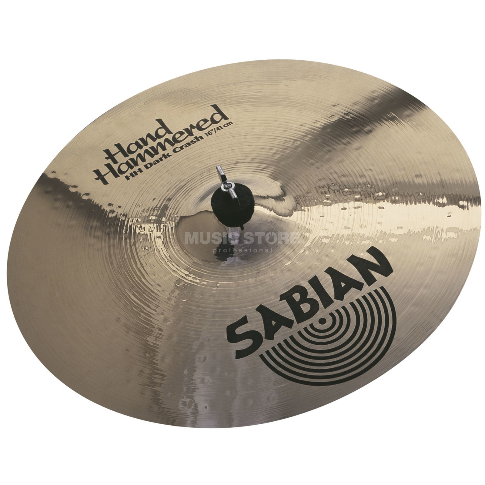 "Sabian HH Dark Crash 16"" Brilliant, B-Stock Immagine prodotto"