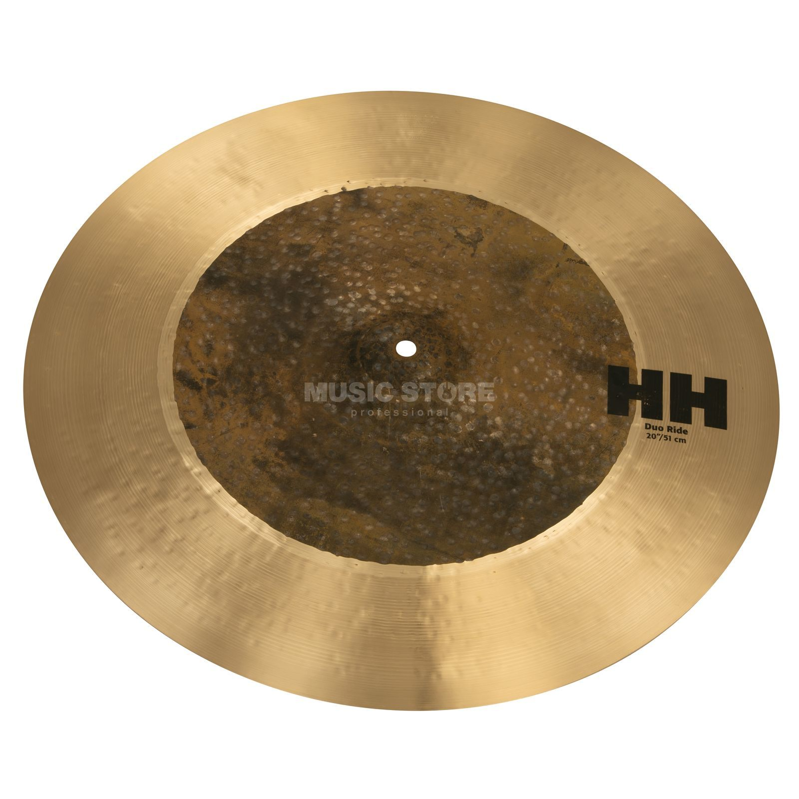"Sabian HH Duo Ride 20"" Natural Produktbillede"
