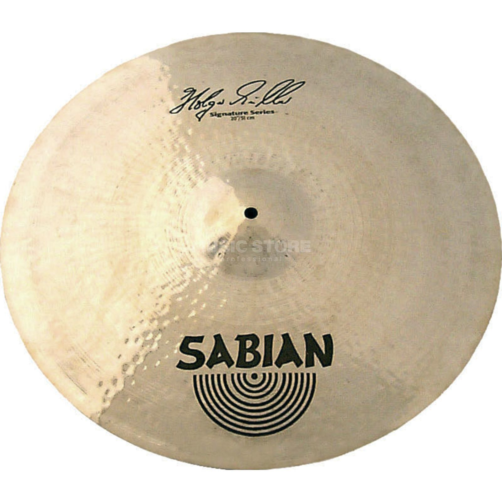 "Sabian HH Holger Müller Ride 20"", Signature, Brilliant Finish Produktbild"