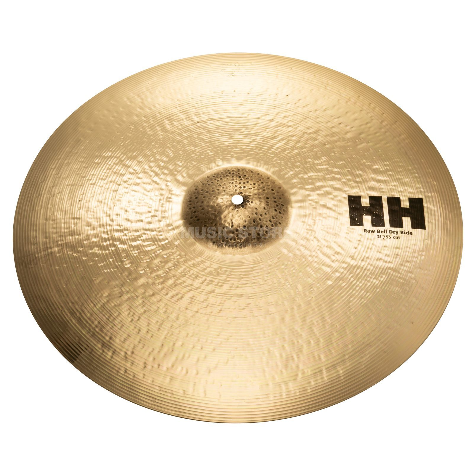 "Sabian HH Raw Bell Dry Ride 21"" Brilliant Produktbild"