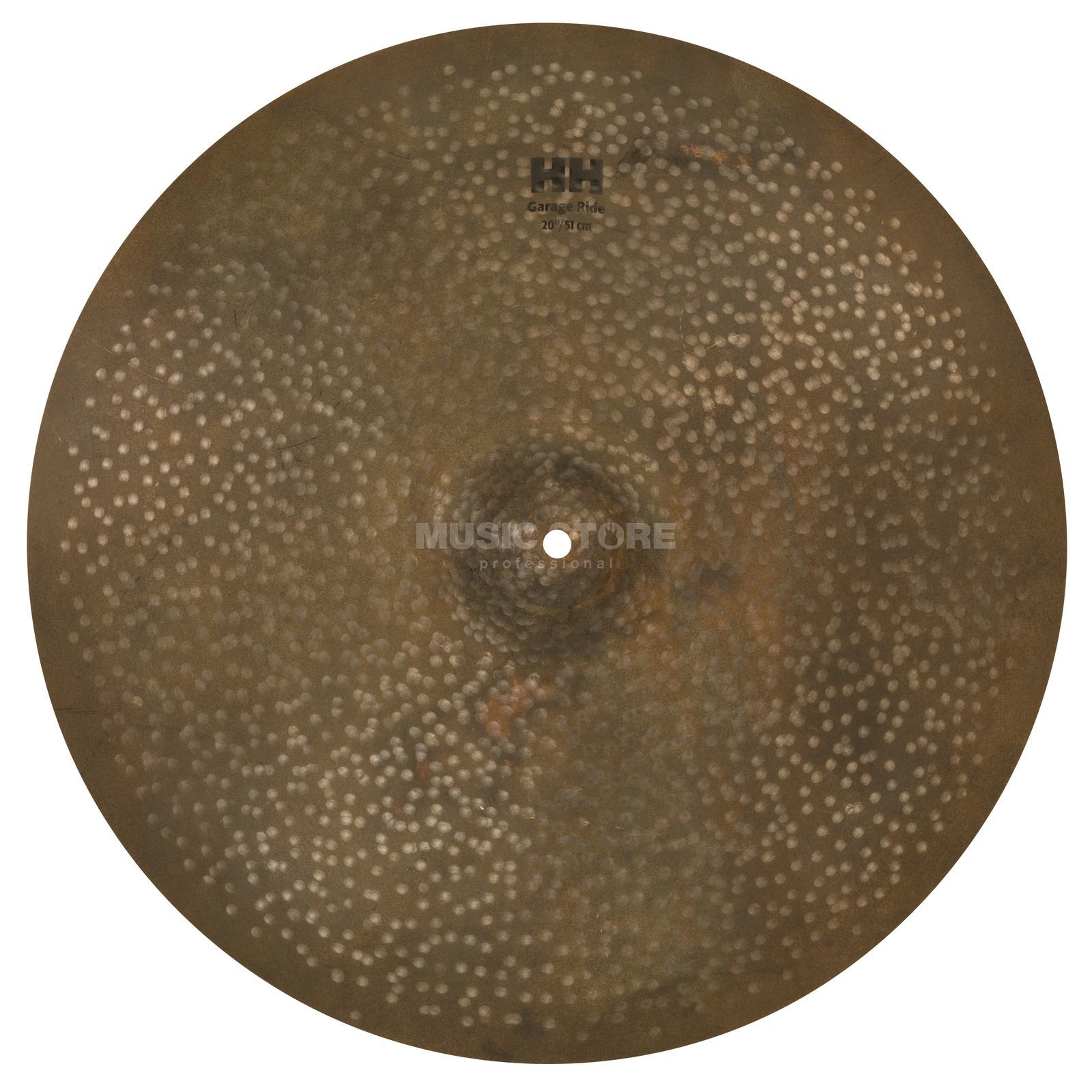 "Sabian HH Remastered Garage Ride 20"" Product Image"