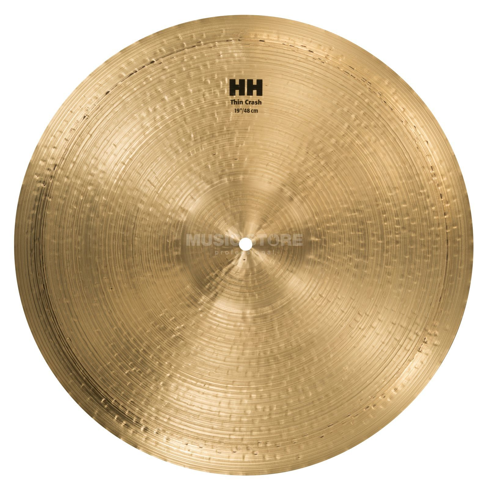 "Sabian HH Remastered Thin Crash 19"" Product Image"