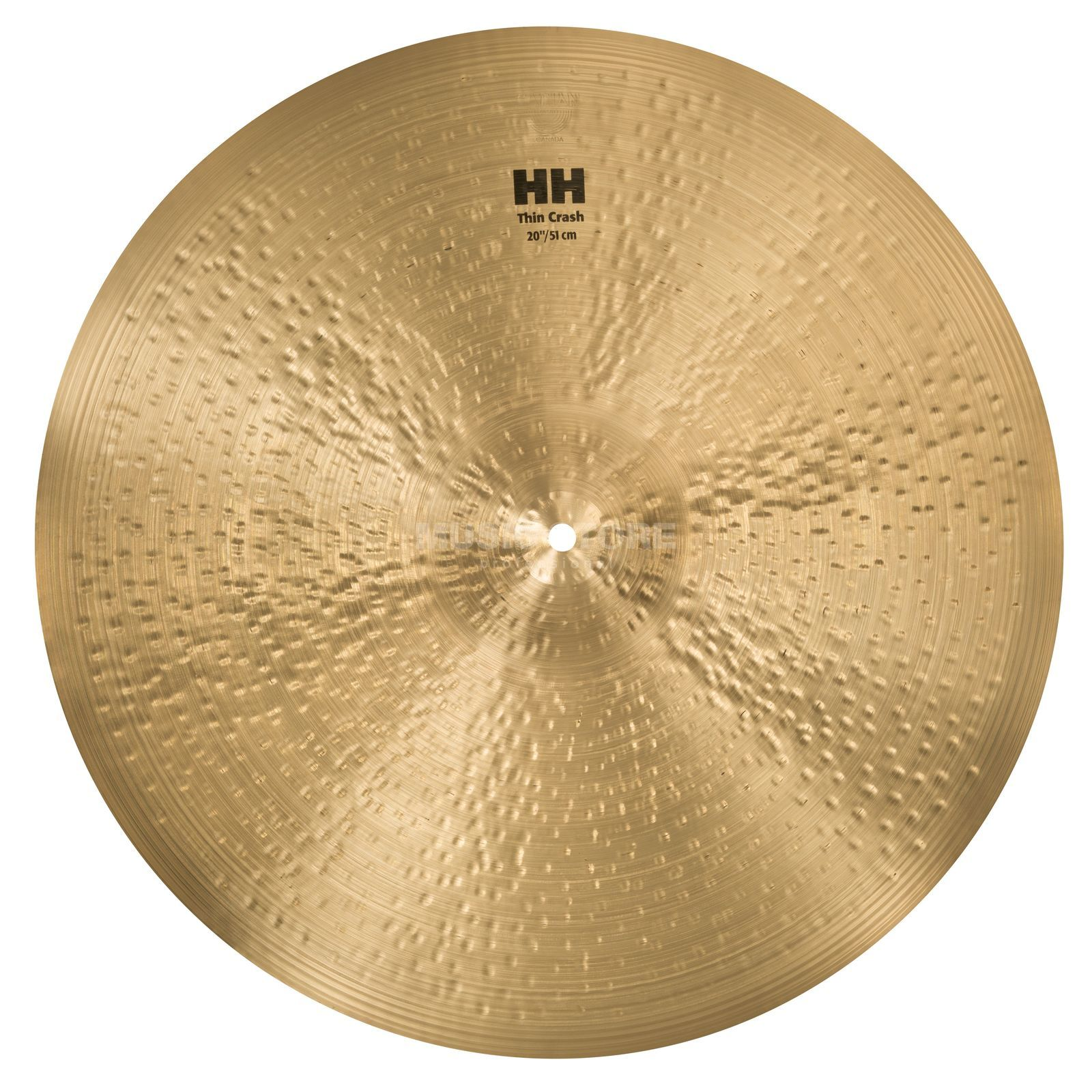 "Sabian HH Remastered Thin Crash 20"" Product Image"